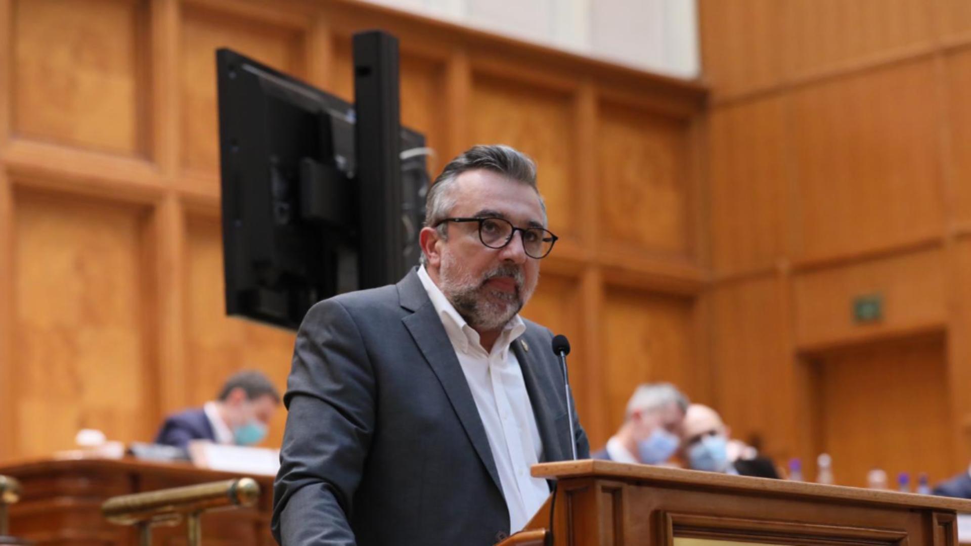 Lucian Romașcanu, senator PSD Foto: psd.ro