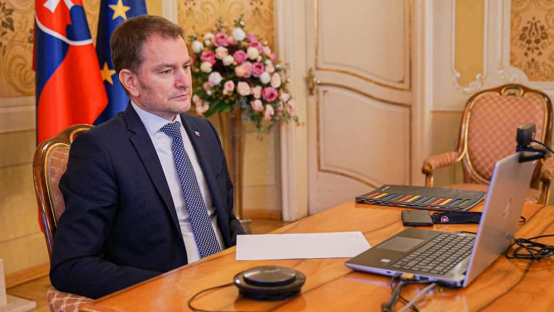 Premierul Slovaciei vrea să facă rocada cu ministrul Finanțelor