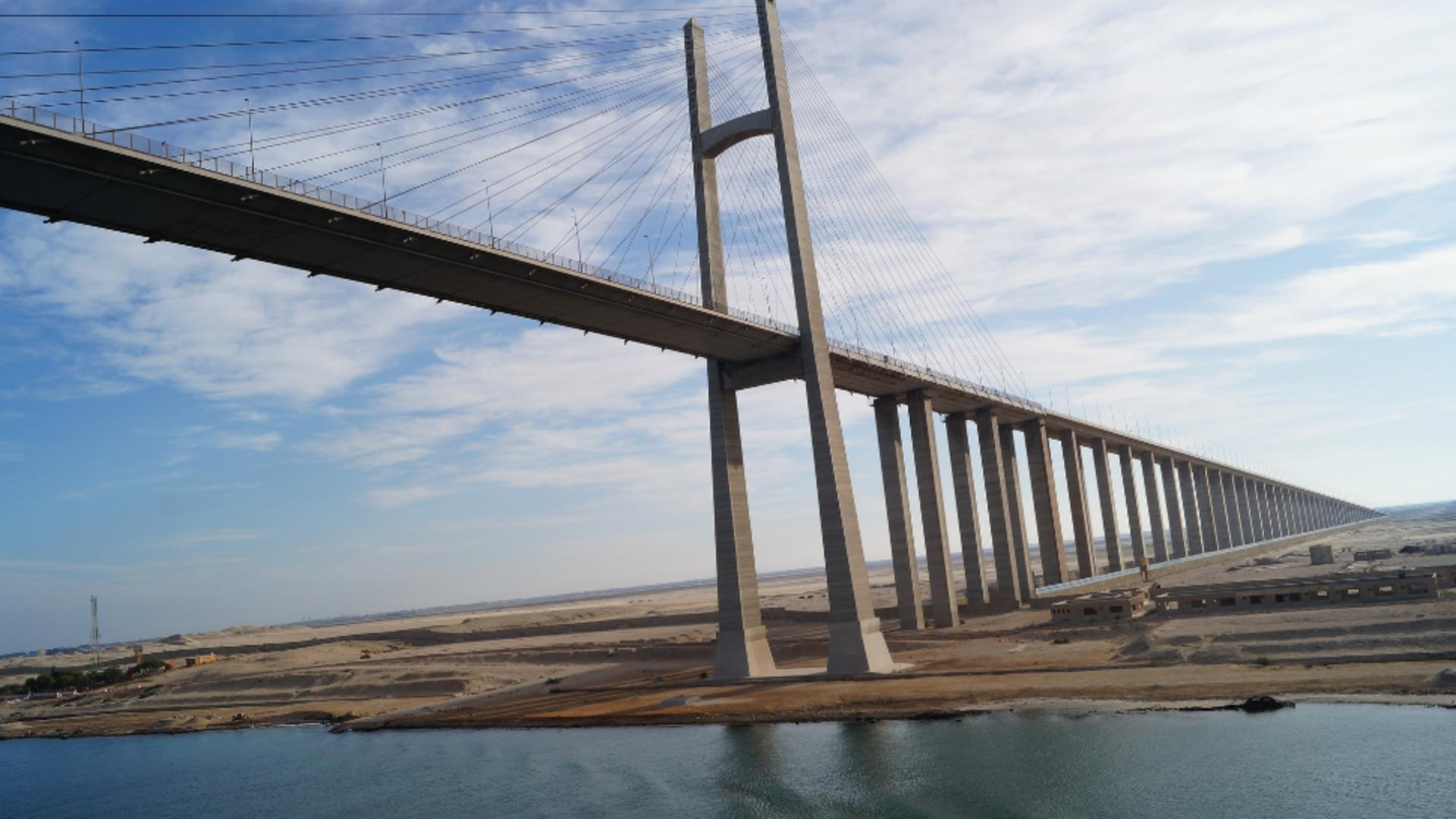 Canalul Suez/sursa foto: Pixabay