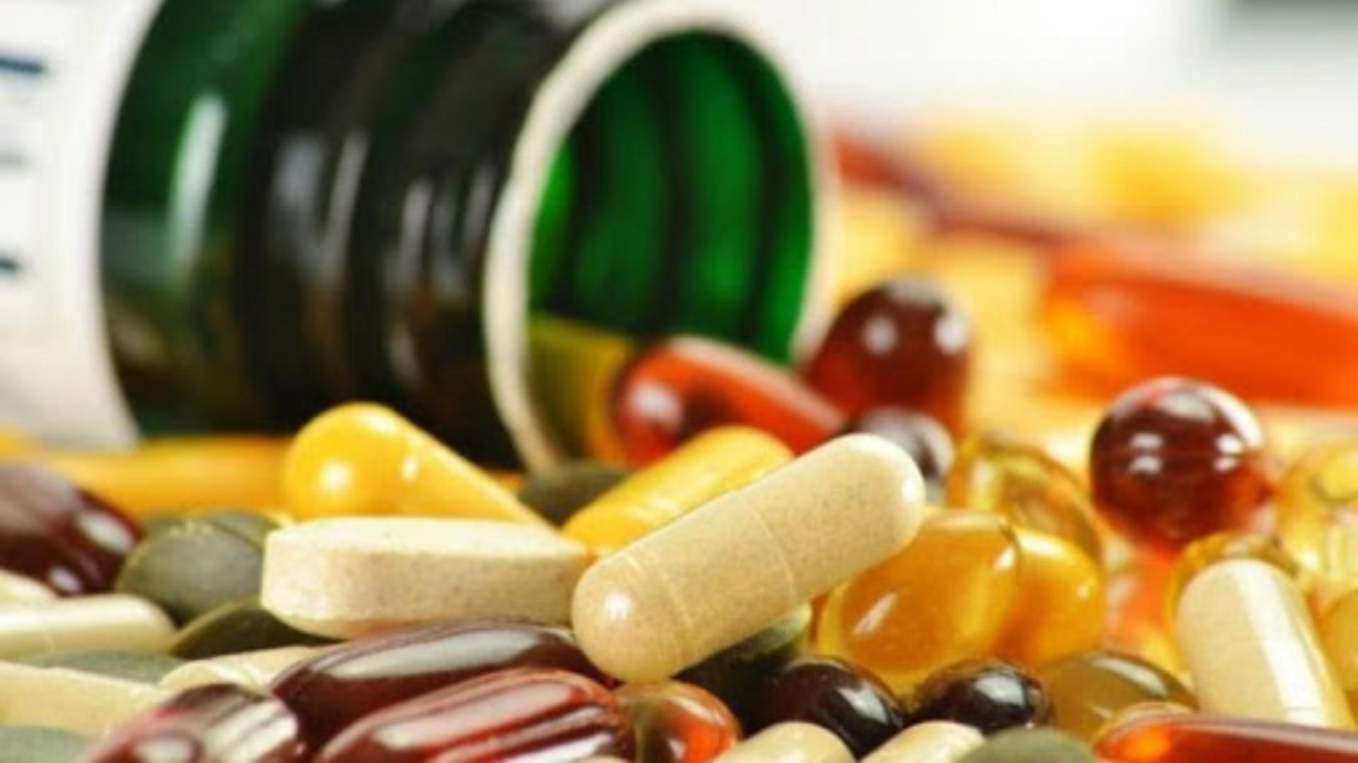 Suplimentele alimentare pot avea în componență doar ingrediente acceptate de legislația UE