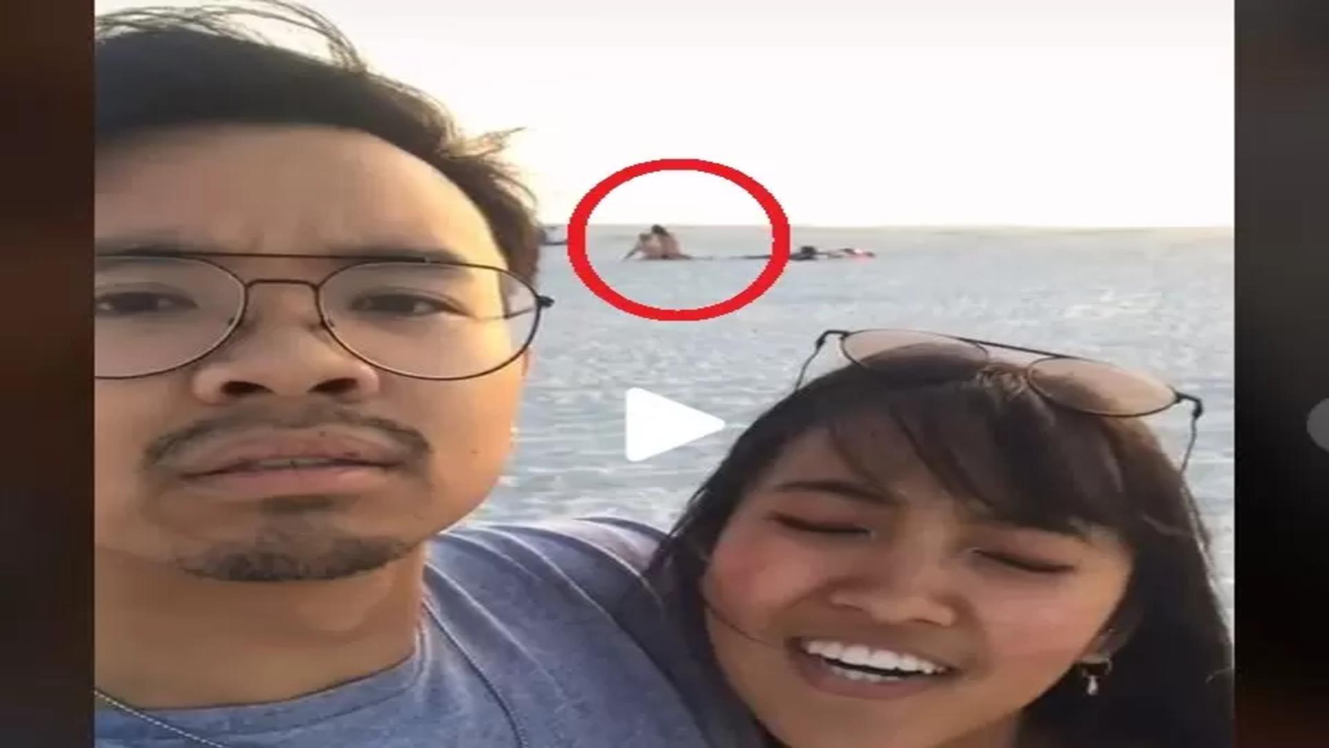 Selfie pe plaja