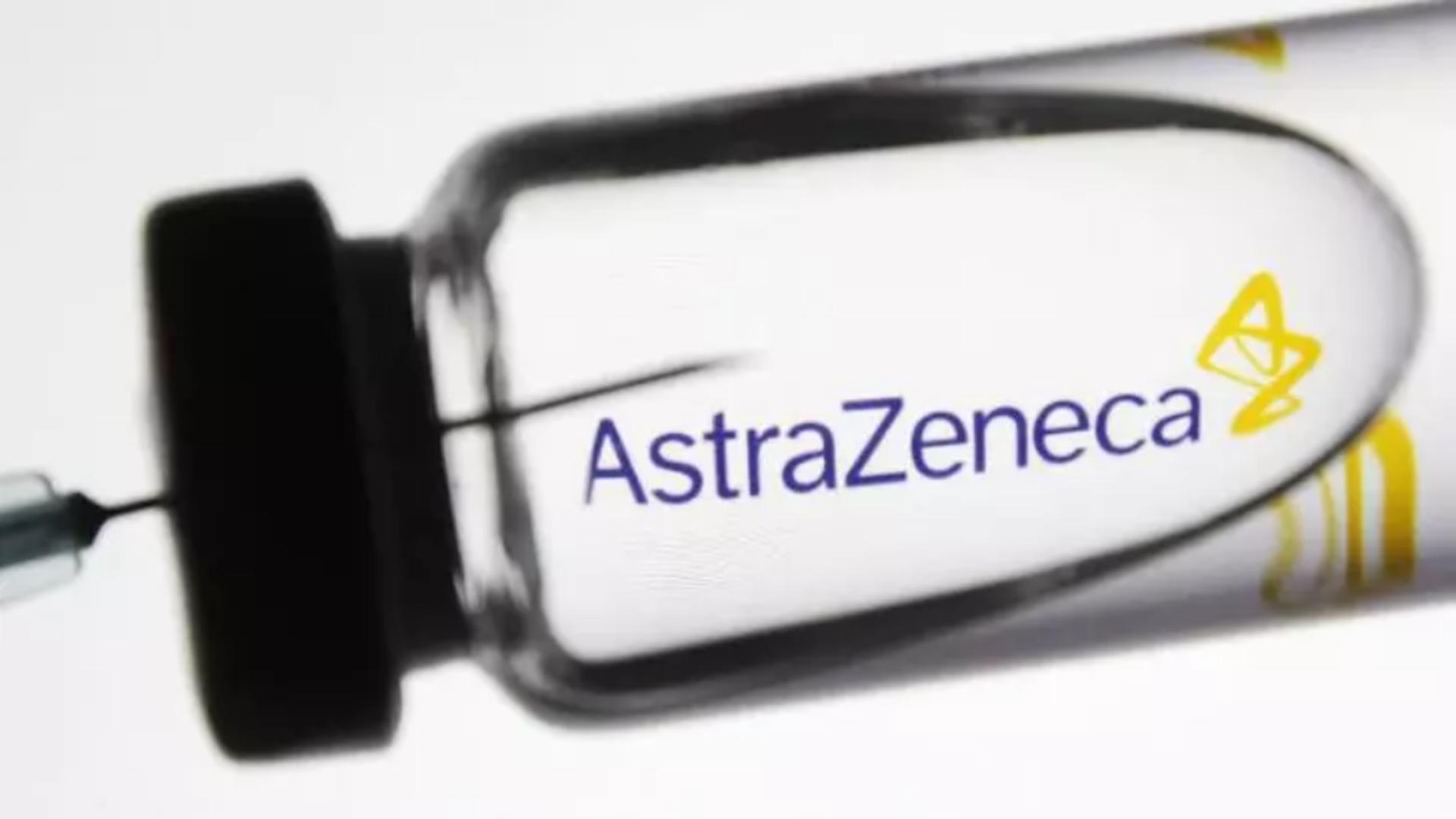Doză de vaccin AstraZeneca