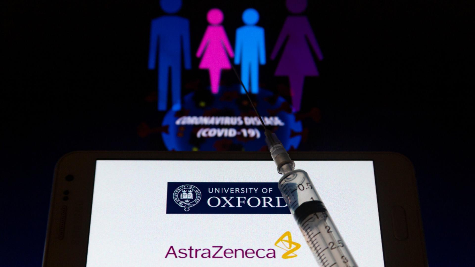 Vaccinuri AstraZeneca/sursa foto: Profi Media