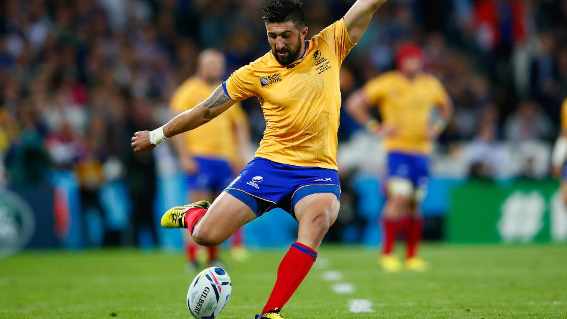 Florin Vlaicu a intrat în istoria rugby-ului mondial! Doar șase rugbiști din lume au mai reușit performanța asta