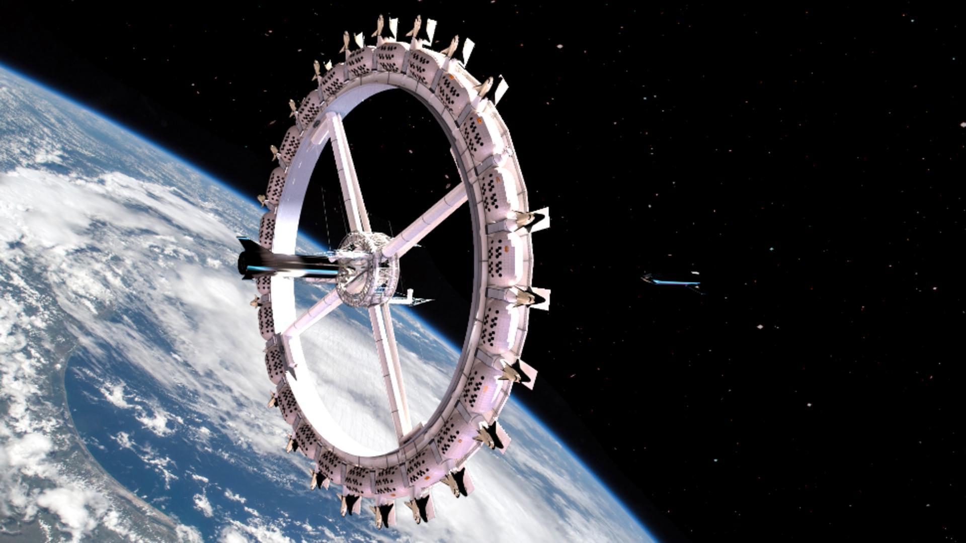Voyager, primul hotel ce va fi construit în spațiu