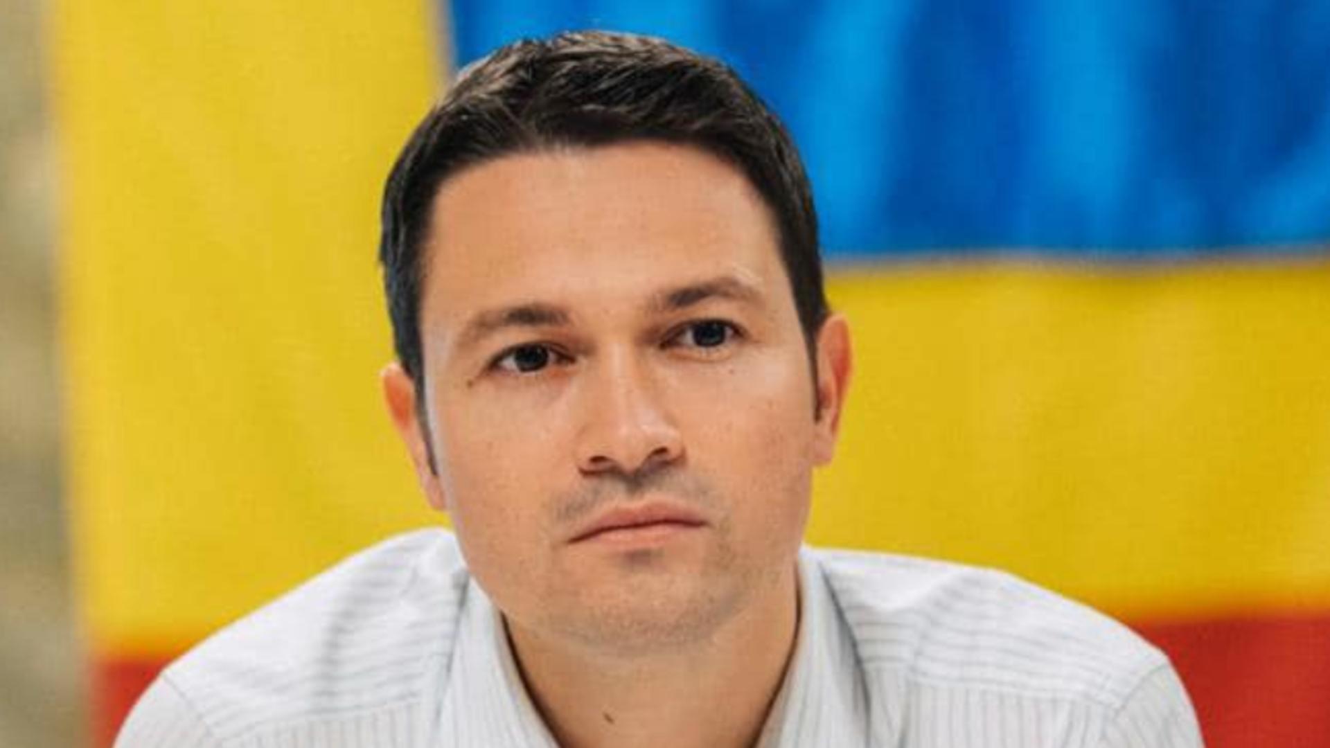 Robert Sighiartău. Foto: captură Facebook