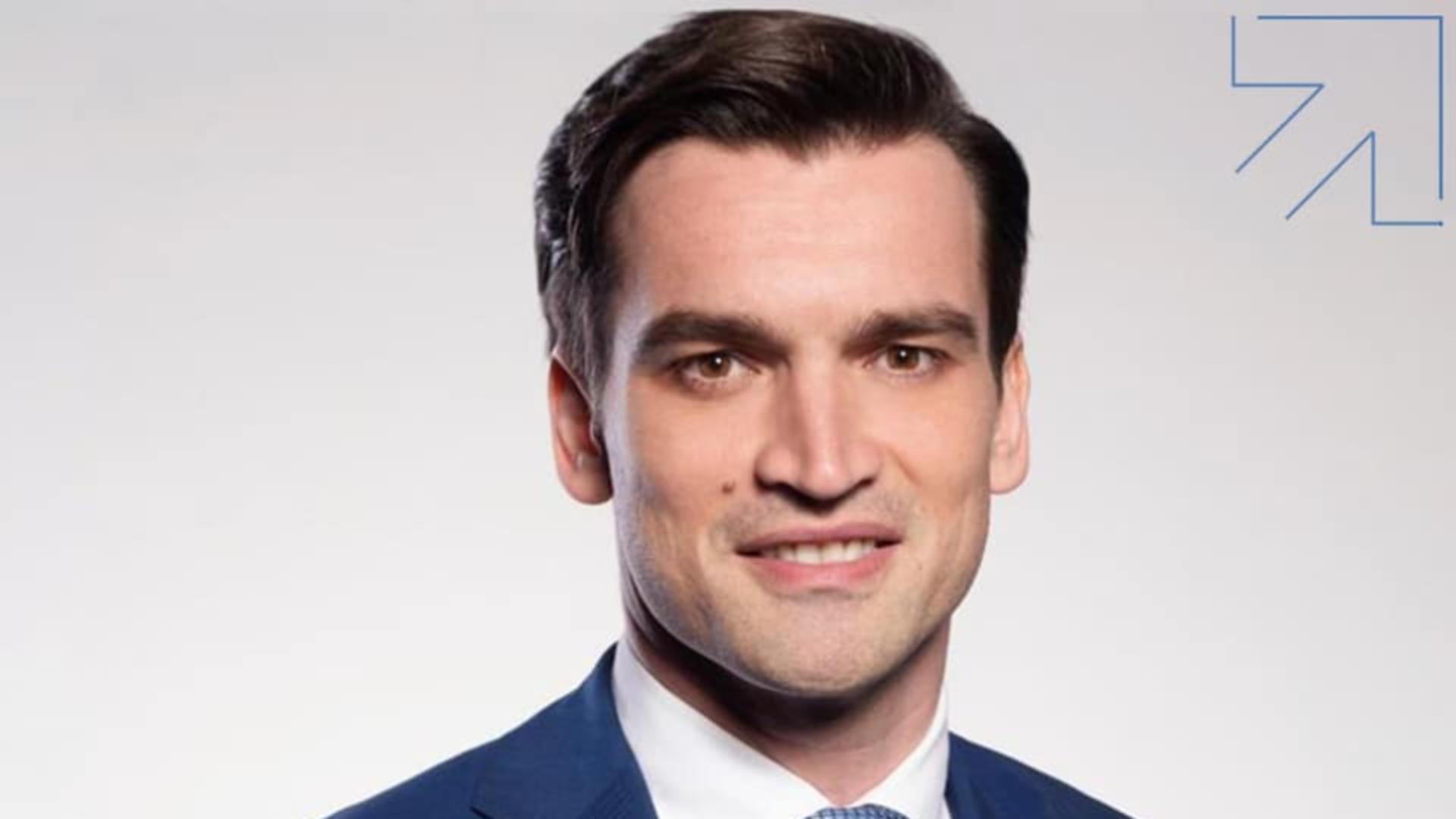 Andrei Baciu, secretar de stat în Ministerul Sănătății / Foto: Facebook