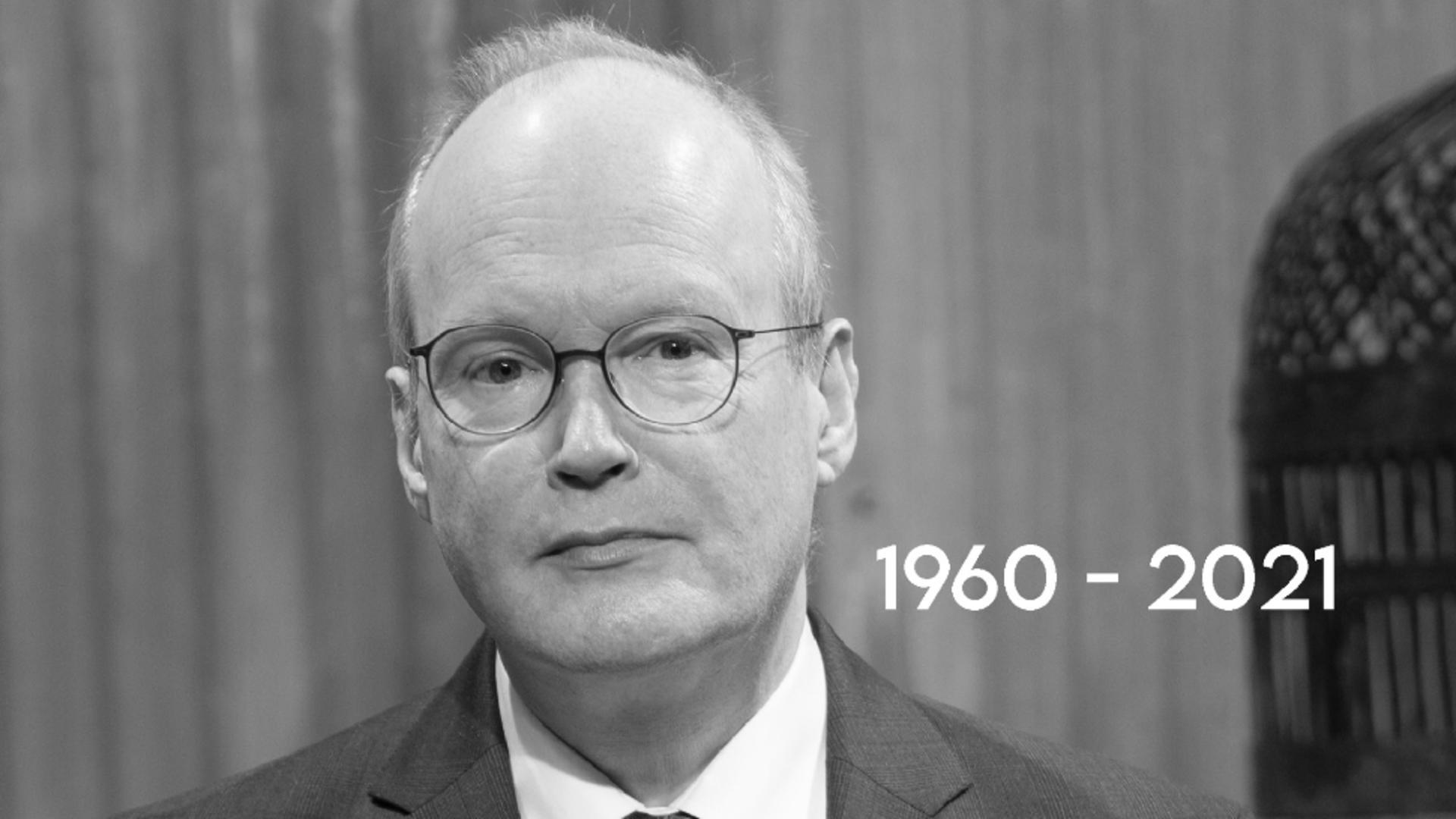 Hans van Baalen, președinte ALDE