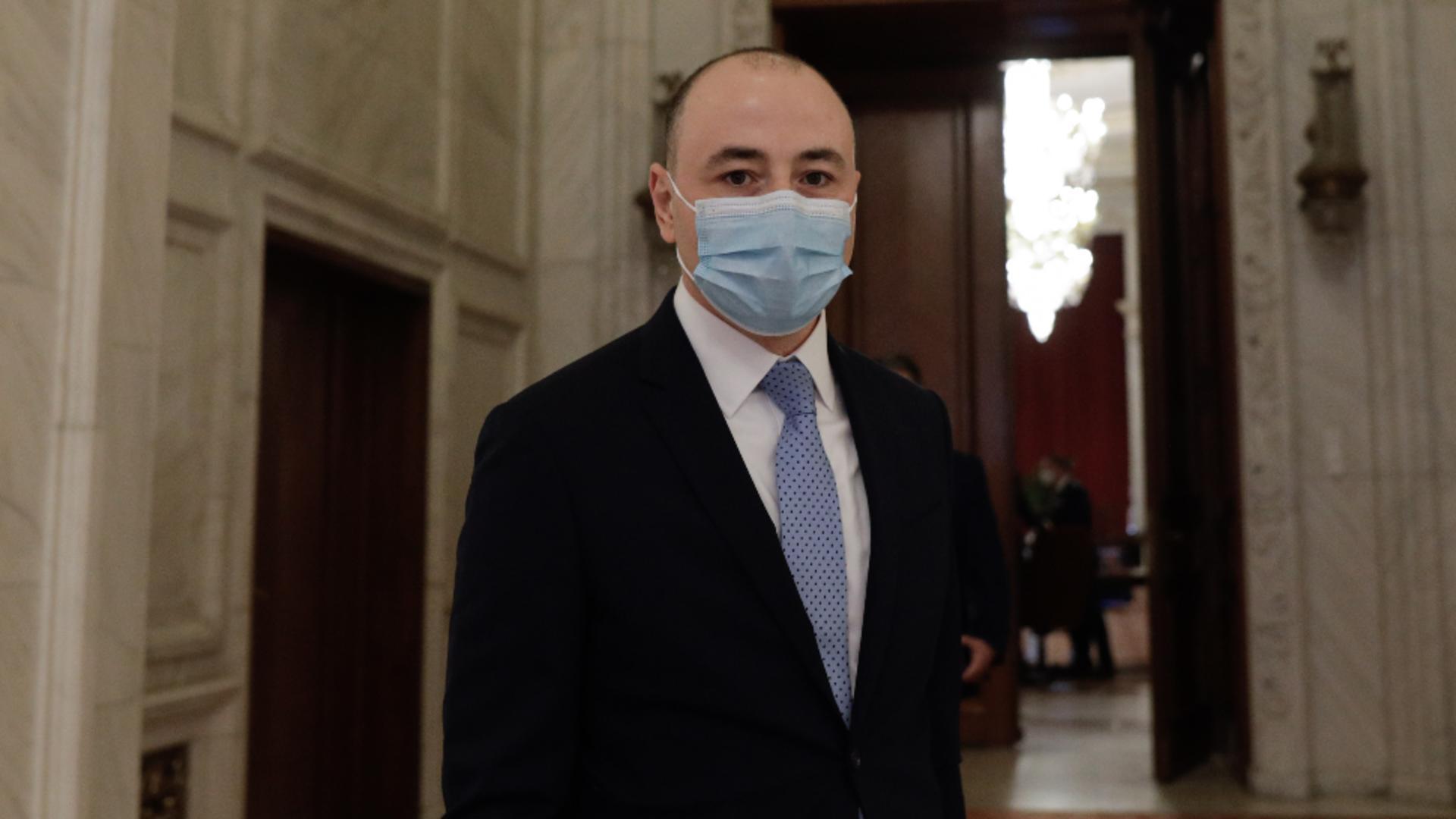 Andrei Muraru, avizat favorabil, la audieri, ca ambasador al SUA Foto: InquamPhotos/George Călin