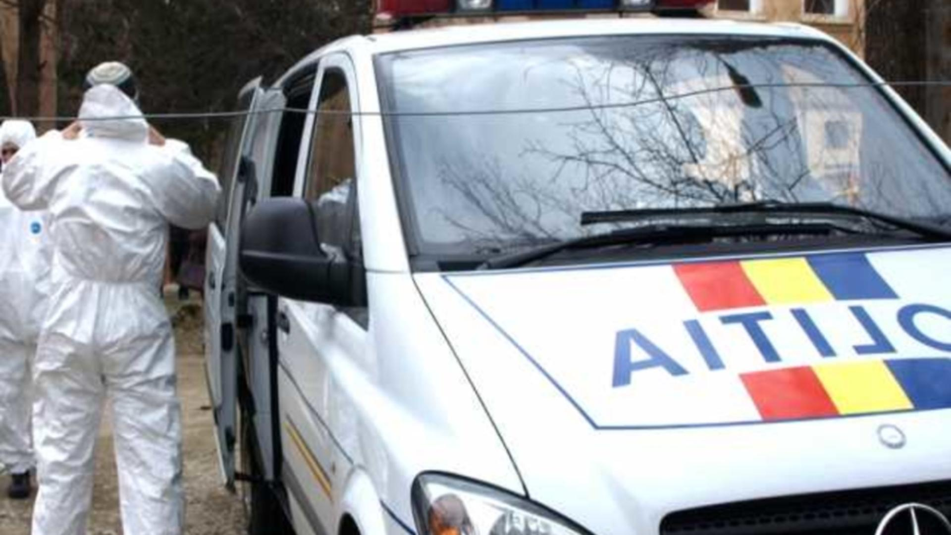 Anchetă criminaliști Cluj