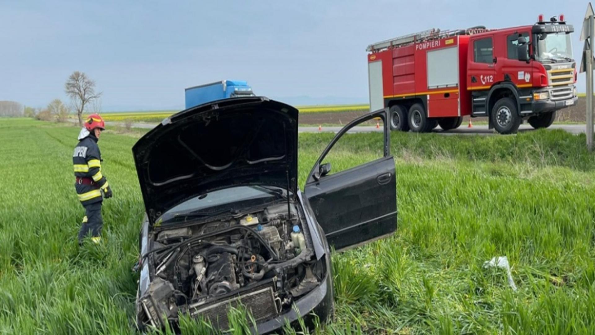 Accident rutier Prahova
