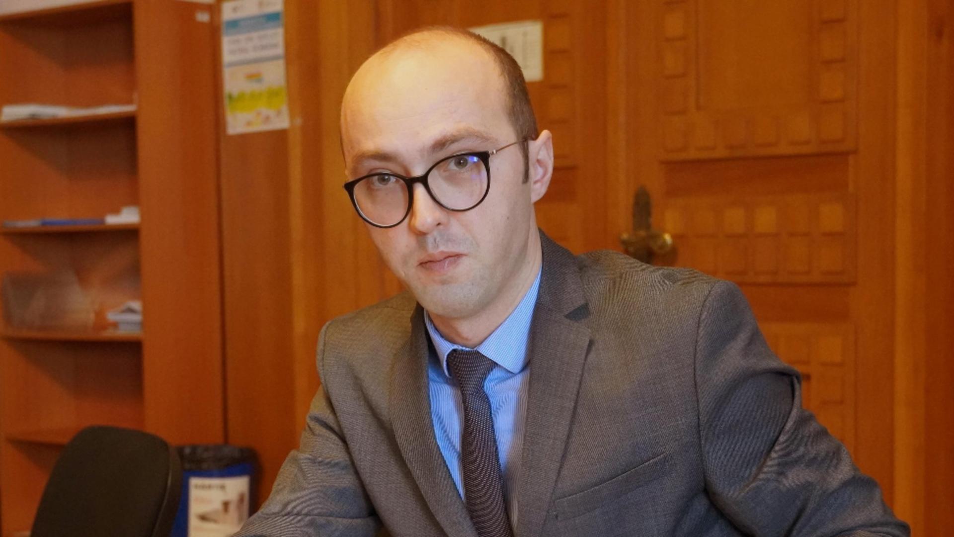 Andi Manciu,  şefului Grupului de Comunicare Strategică al Guvernului