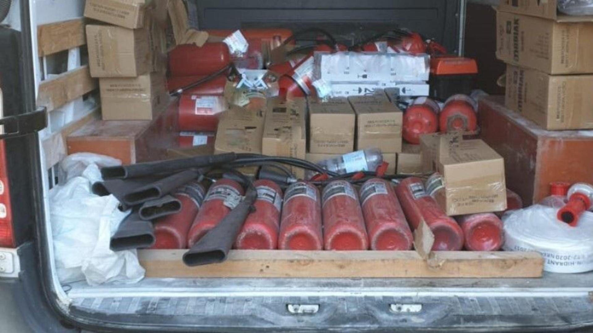 Percheziții firmă mentenanță hidranți