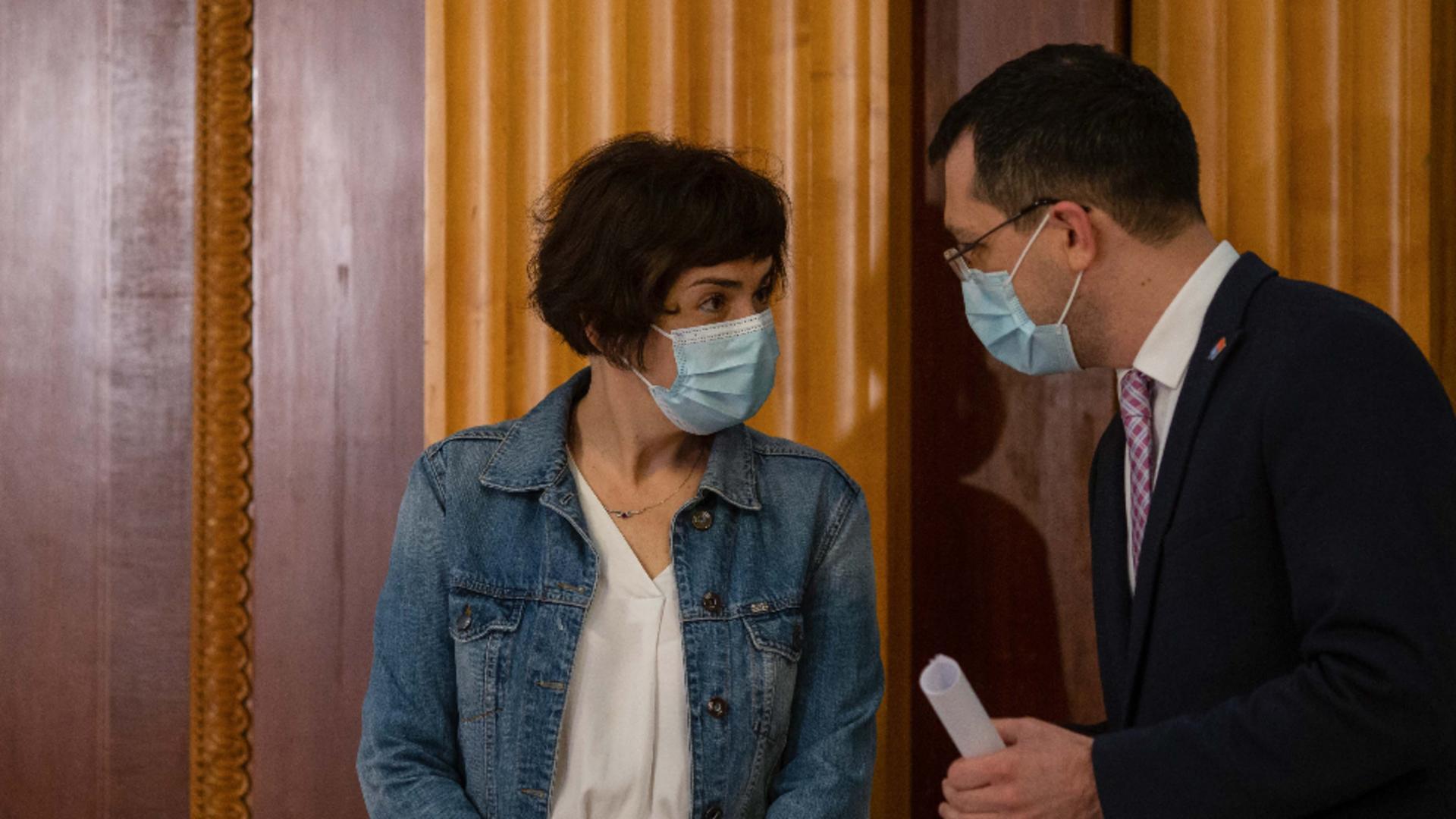 Vlad Voiculescu & Andreea Moldovan/sursa foto: Ilona Andrei, INQUAM