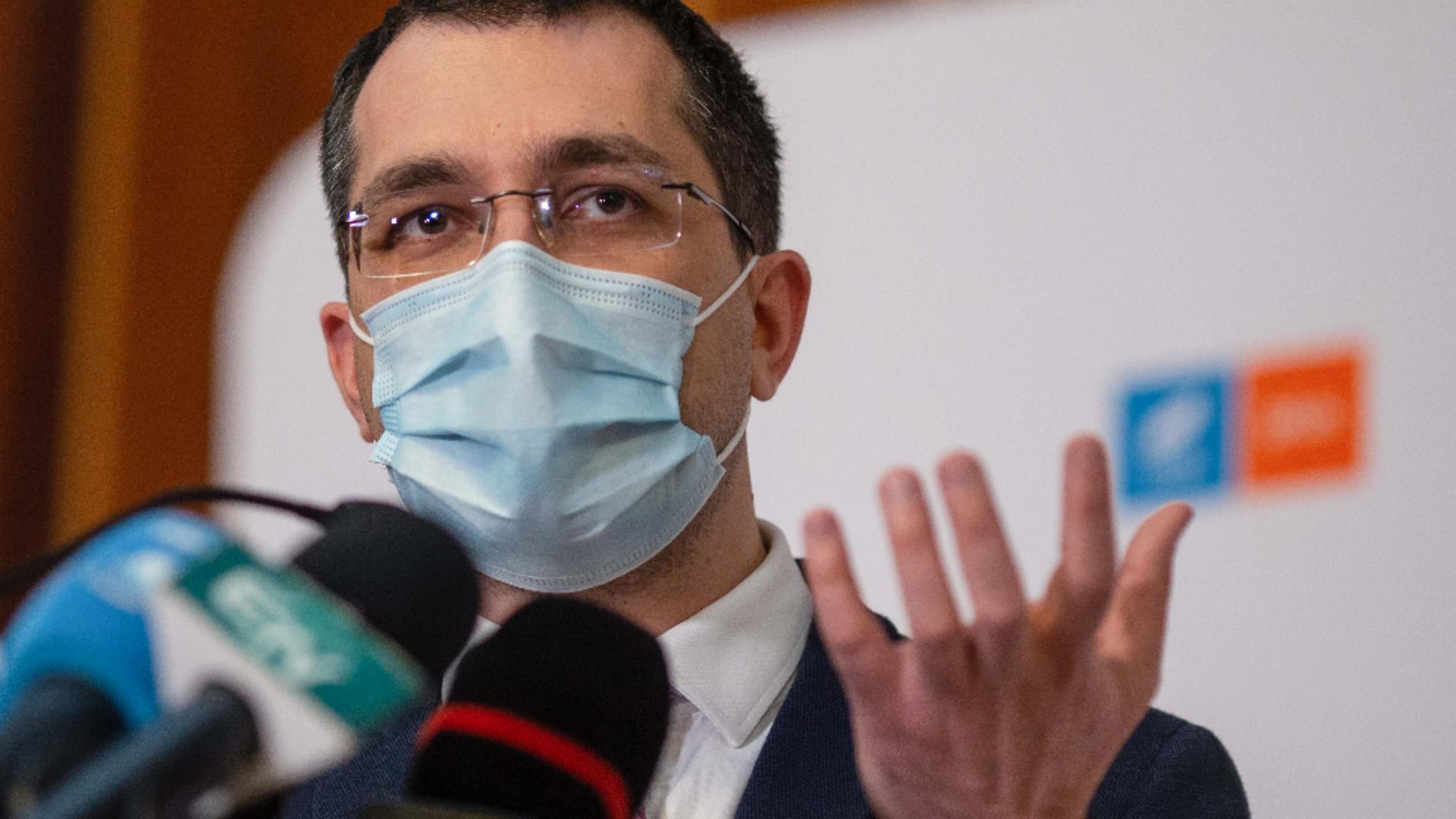 Vlad Voiculescu, foto: INQUAM