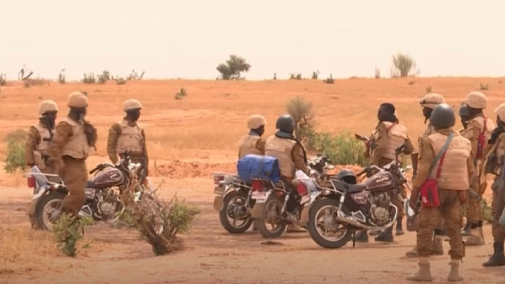 3 jurnaliști europeni au fost uciși în Burkina Faso. Foto: captură YouTube