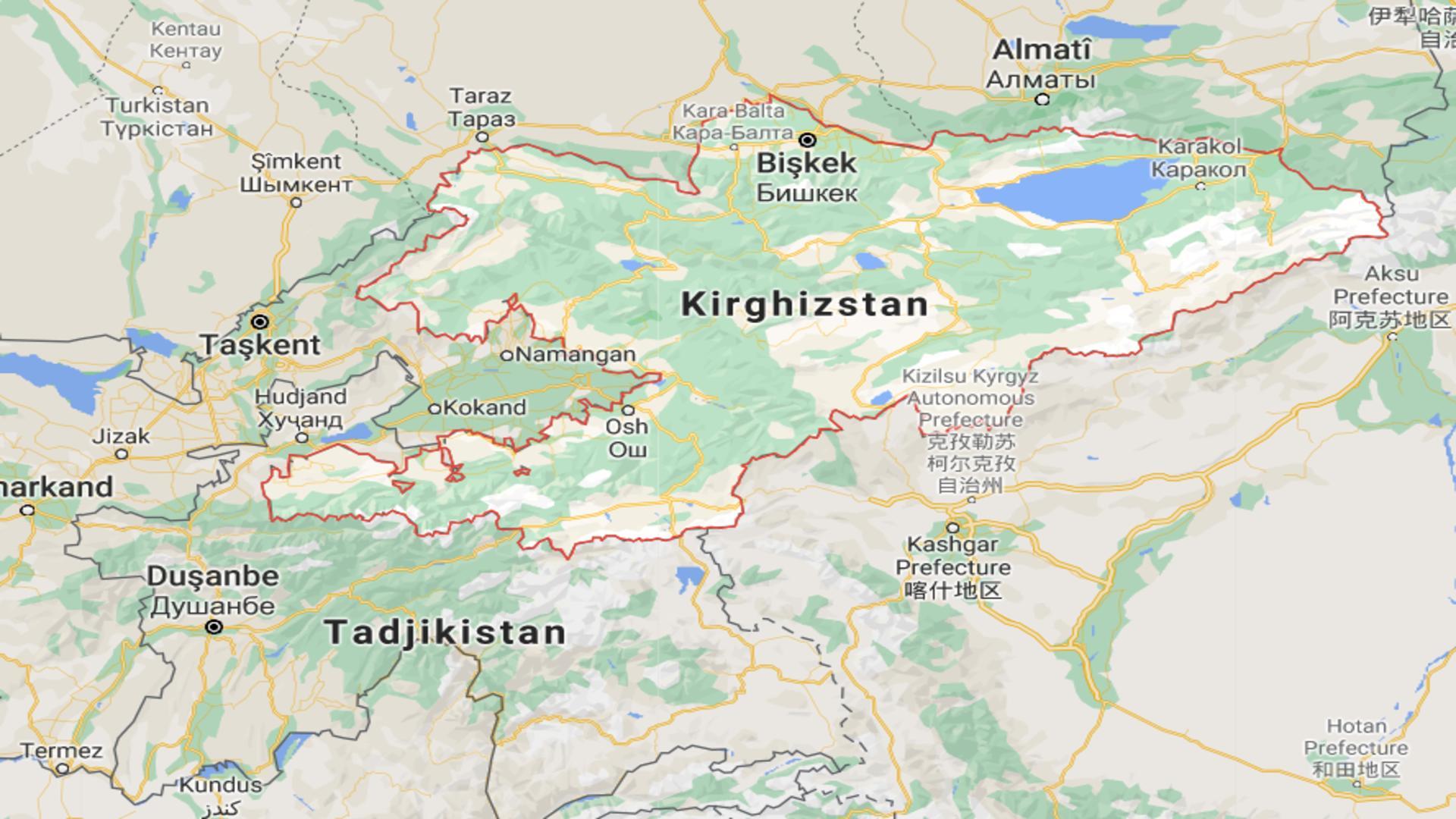 Confruntări sângeroase între Kîrgîzstan și Tadjikistan
