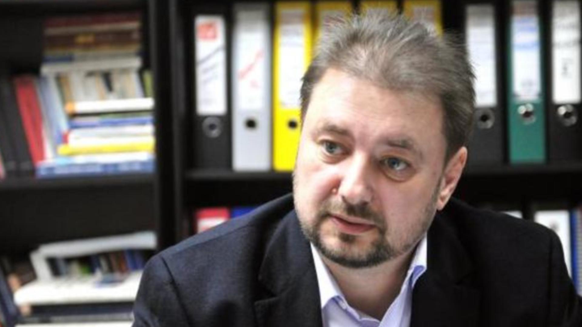 Cristian Pîrvulescu, politolog
