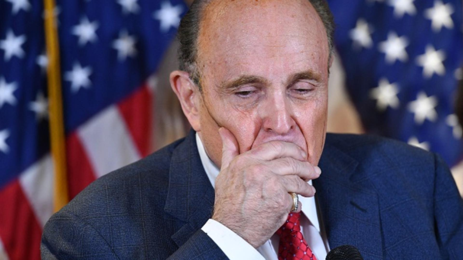 Rudy Giuliani/sursa foto: Twitter/Channels Television