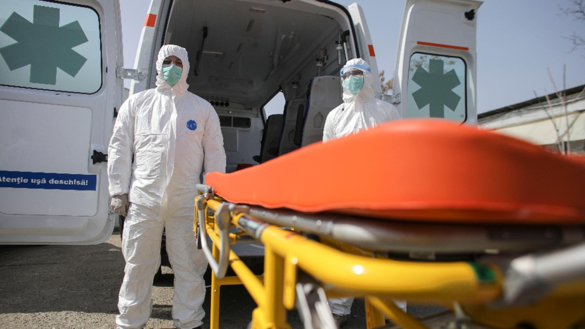Bilanț coronavirus 21 aprilie / Foto: Inquam Photos