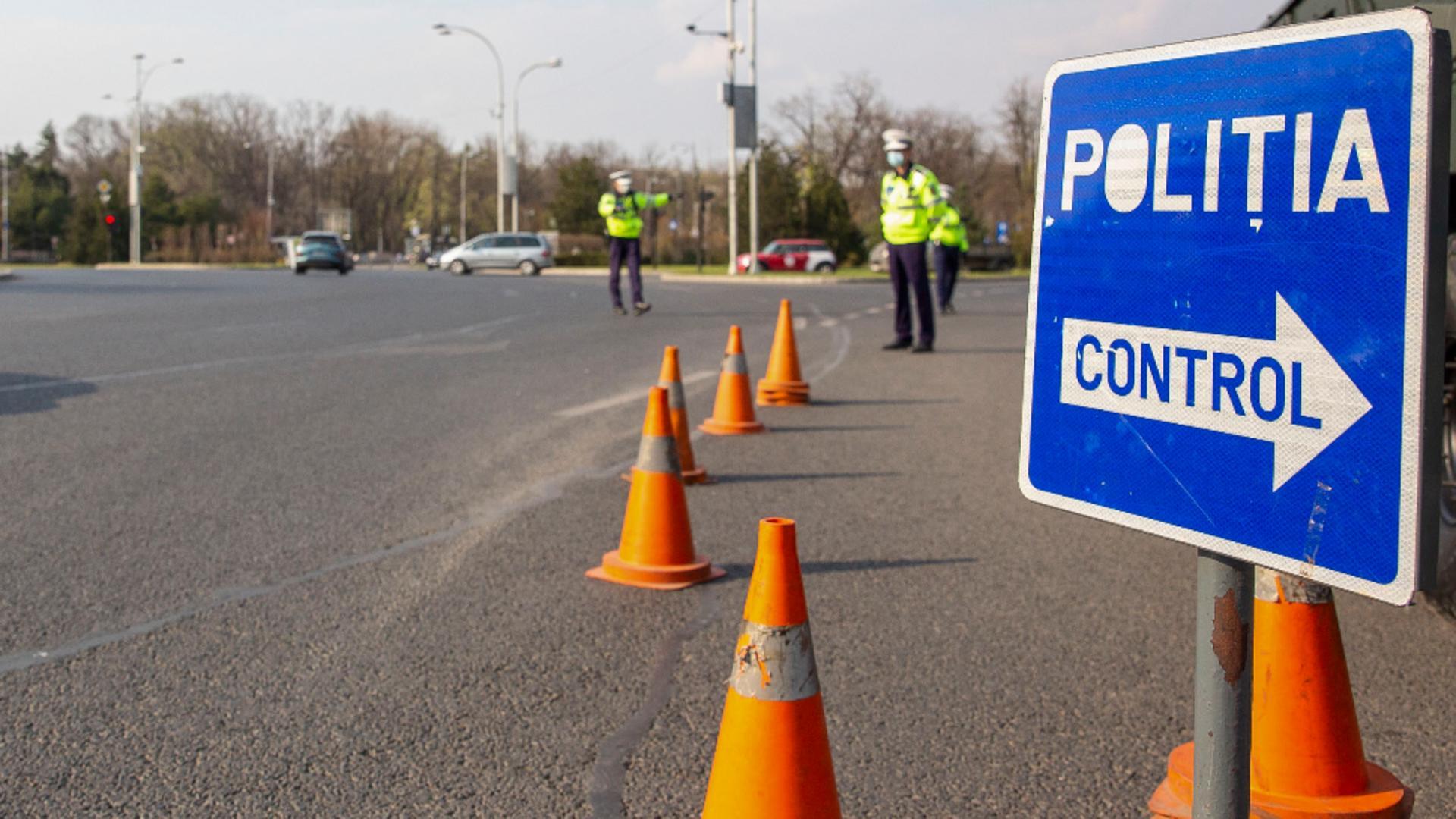 Restricții circulație în jud. Prahova Foto: InquamPhotos/Bogdan-Ioan Buda