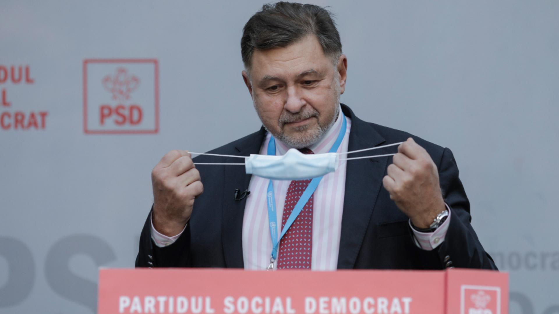 Alexandru Rafila, deputat PSD