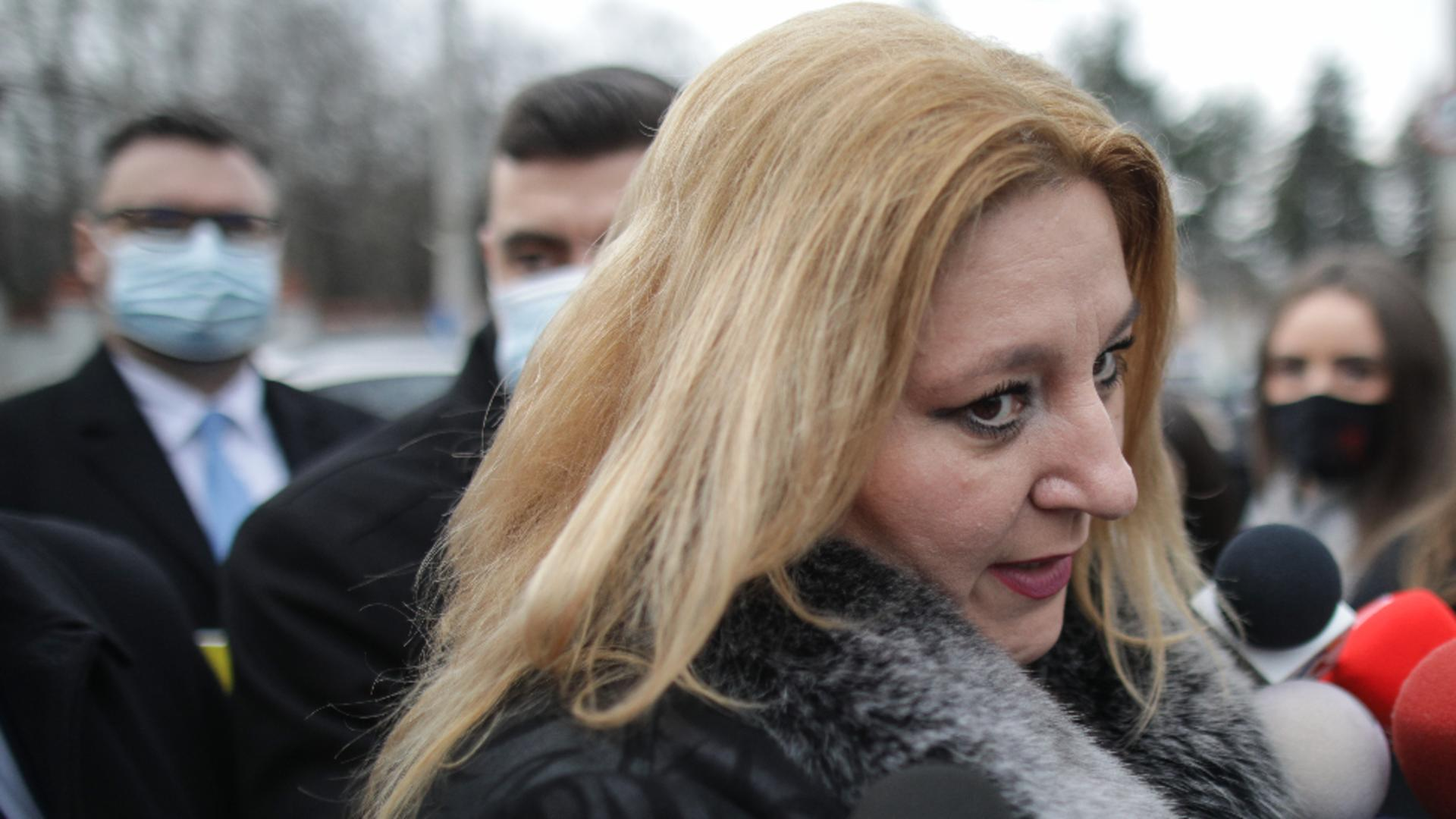 Diana Șoșoacă, dezvăluiri incendiare despre mafia adopțiile ilegale Foto: INQUAM/Octav Ganea