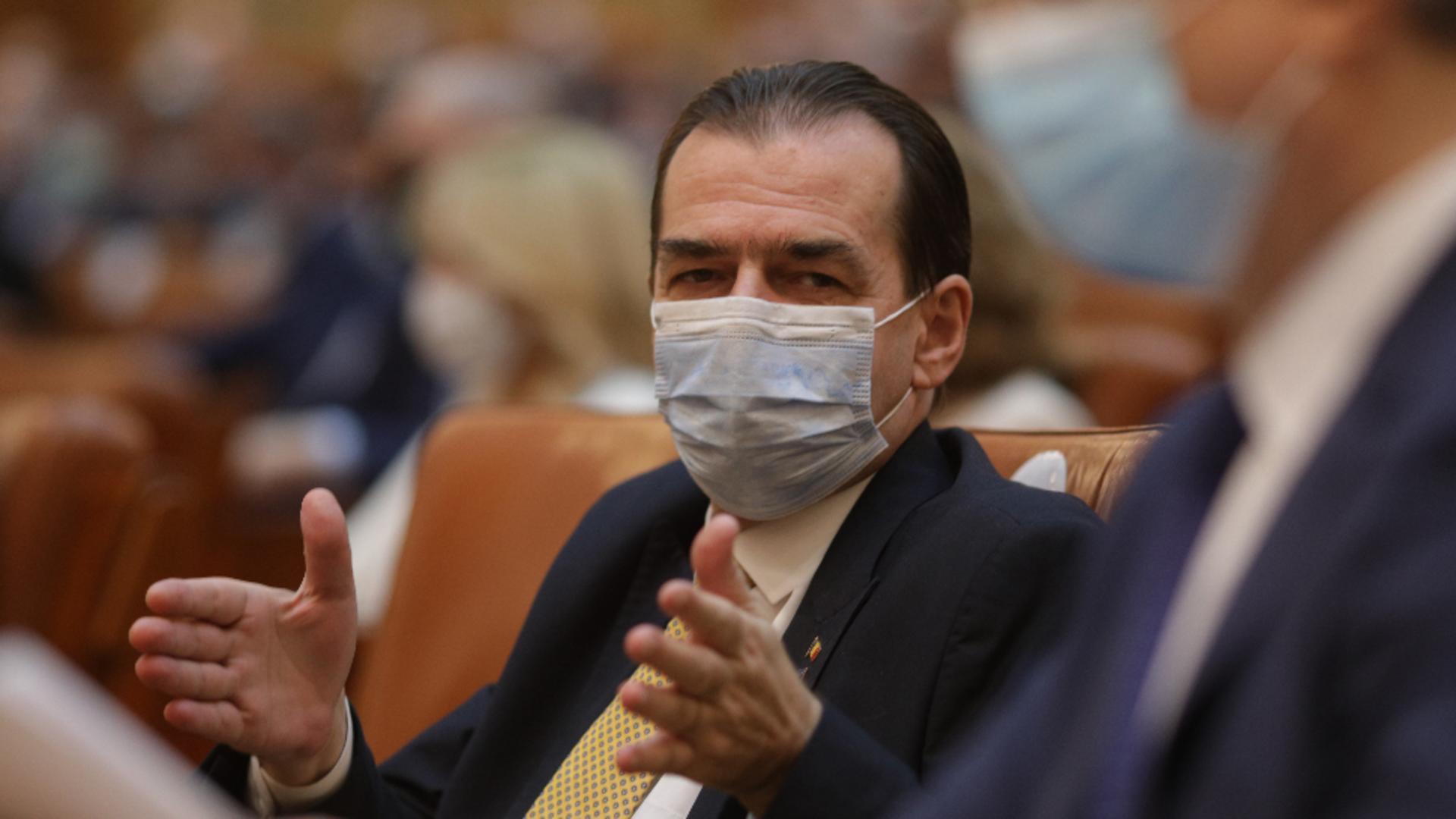 PSD, acuzat de ȘANTAJ, pe tema PNRR, de Ludovic Orban Foto: INQUAM