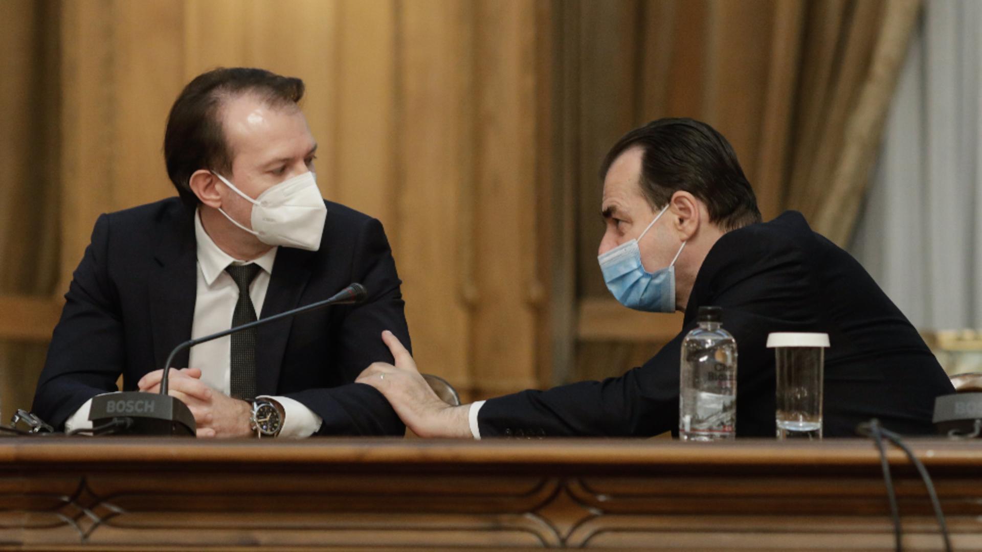 Florin Cițu și Ludovic Orban