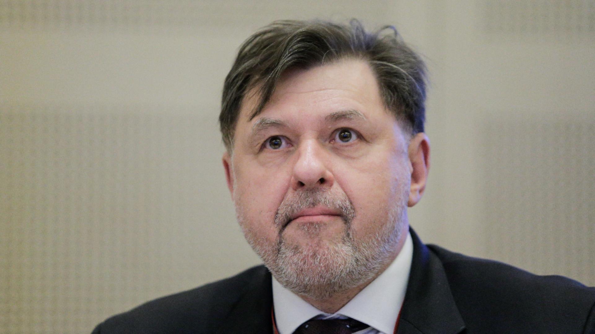 Alexandru Rafila/sursa foto: George Calin, INQUAM