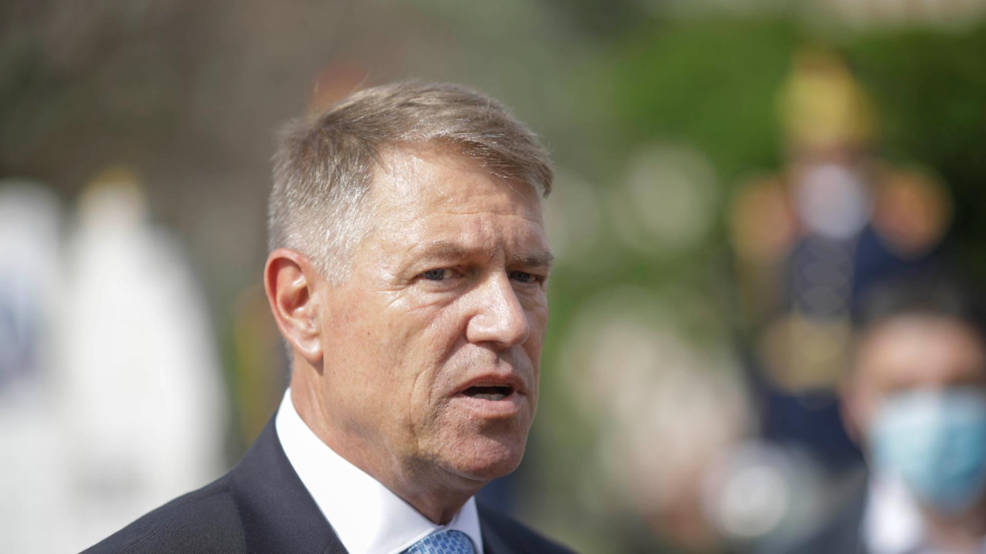 Președintele Klaus Iohannis