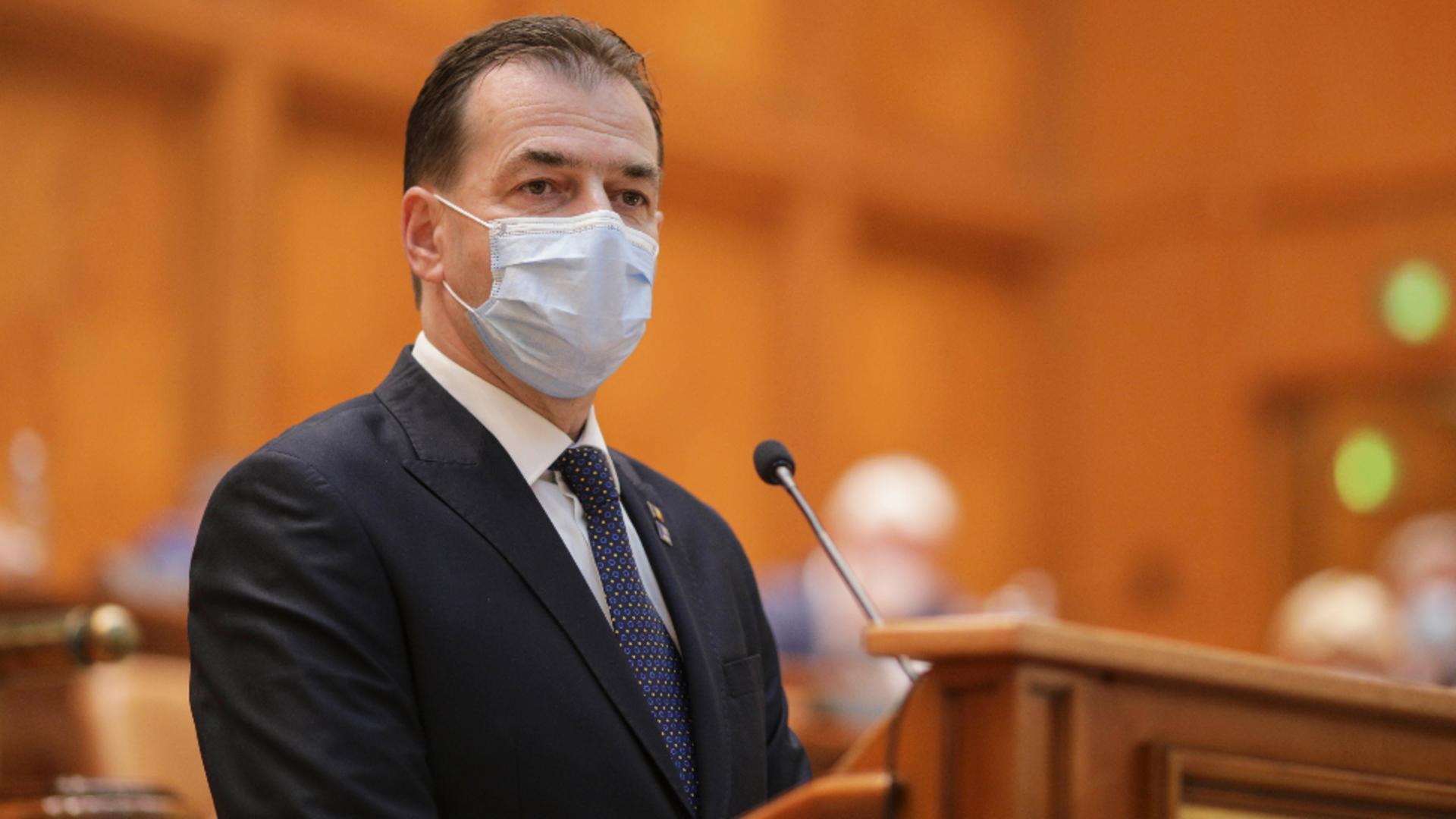 Ludovic Orban/sursa foto: INQUAM