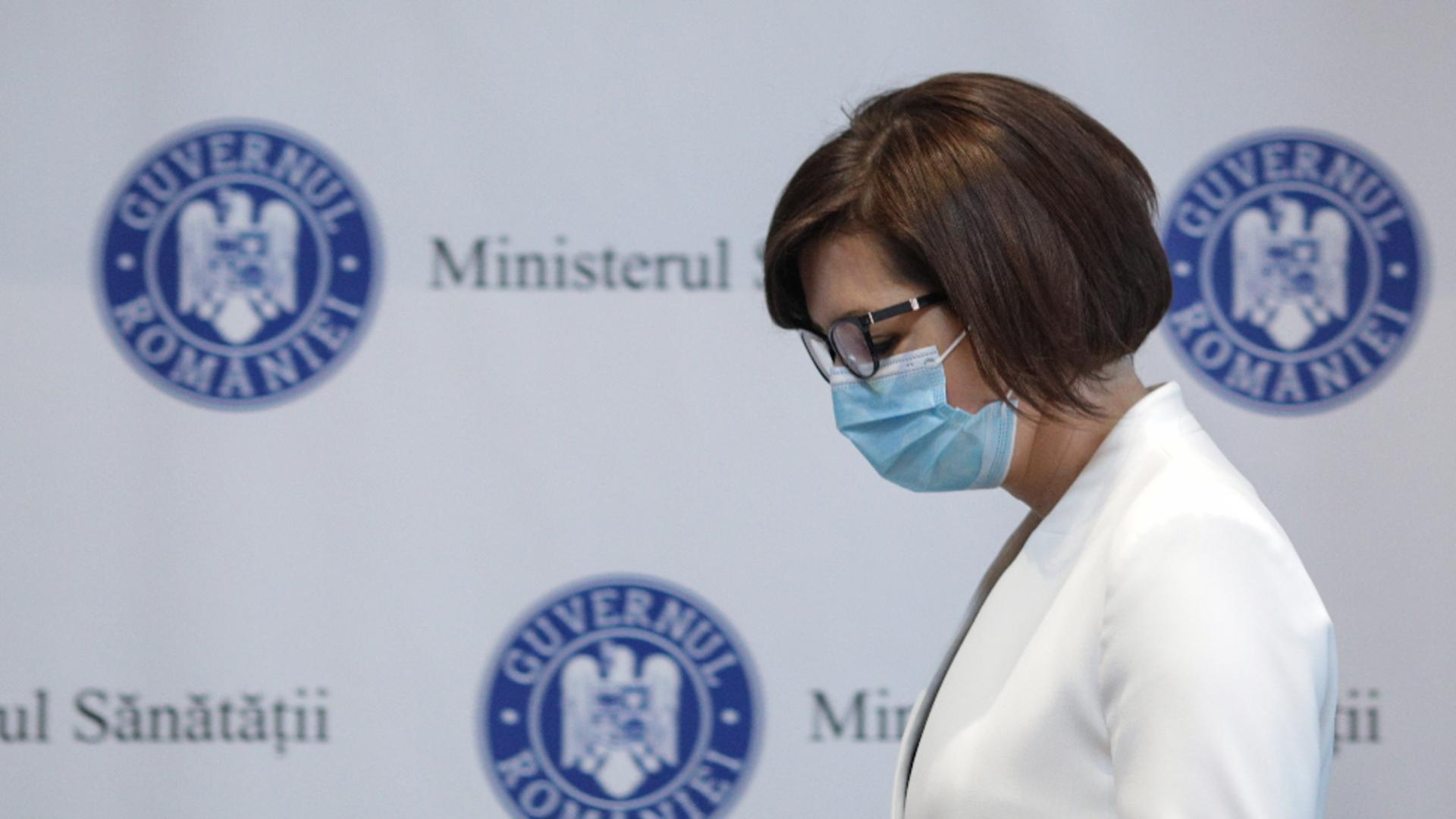 Ioana Mihăilă. Foto: Inquam / Octav Ganea