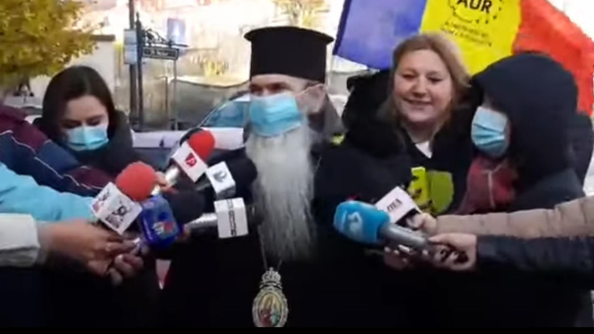 IPS Teodosie și Diana Șoșoacă