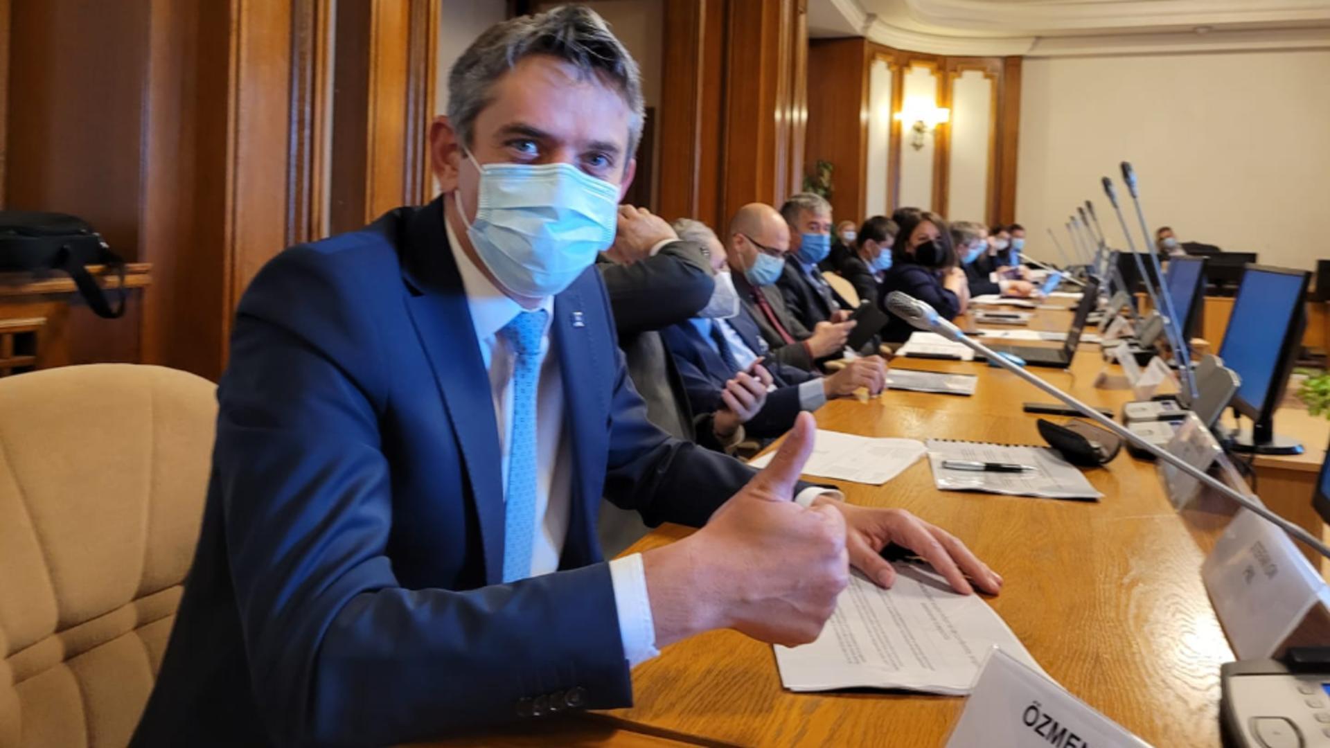 Ionel Dancă, deputat PNL / Foto: Facebook