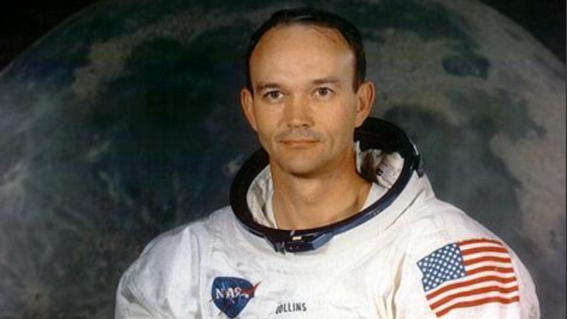 Michael Collins 1930-2021 (foto: NASA)
