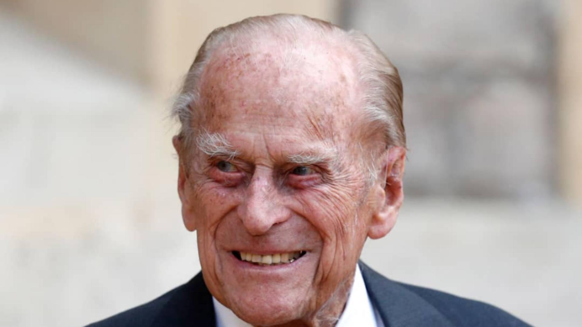 Printul consort Philip, soțul Reginei Elisabeta a II-a