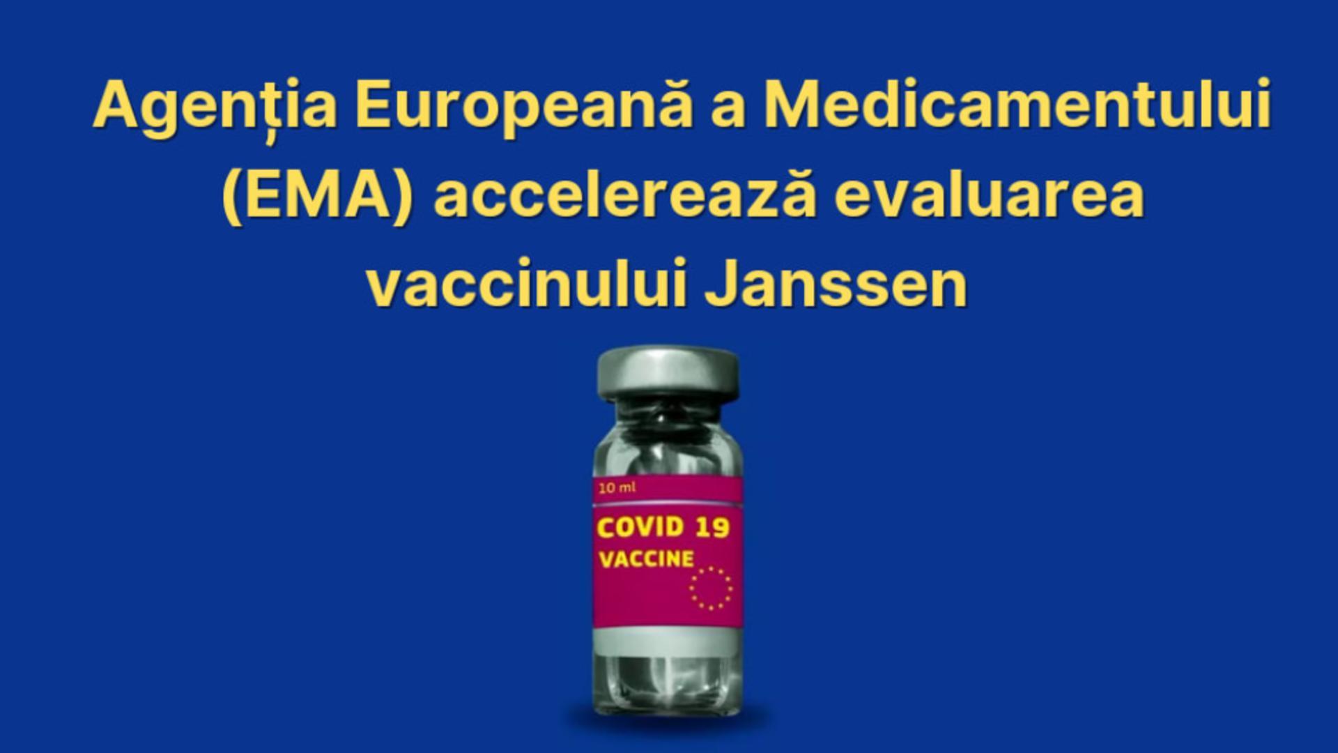 Vaccin Johnson&Johnson/sursa foto: RO Vaccinare