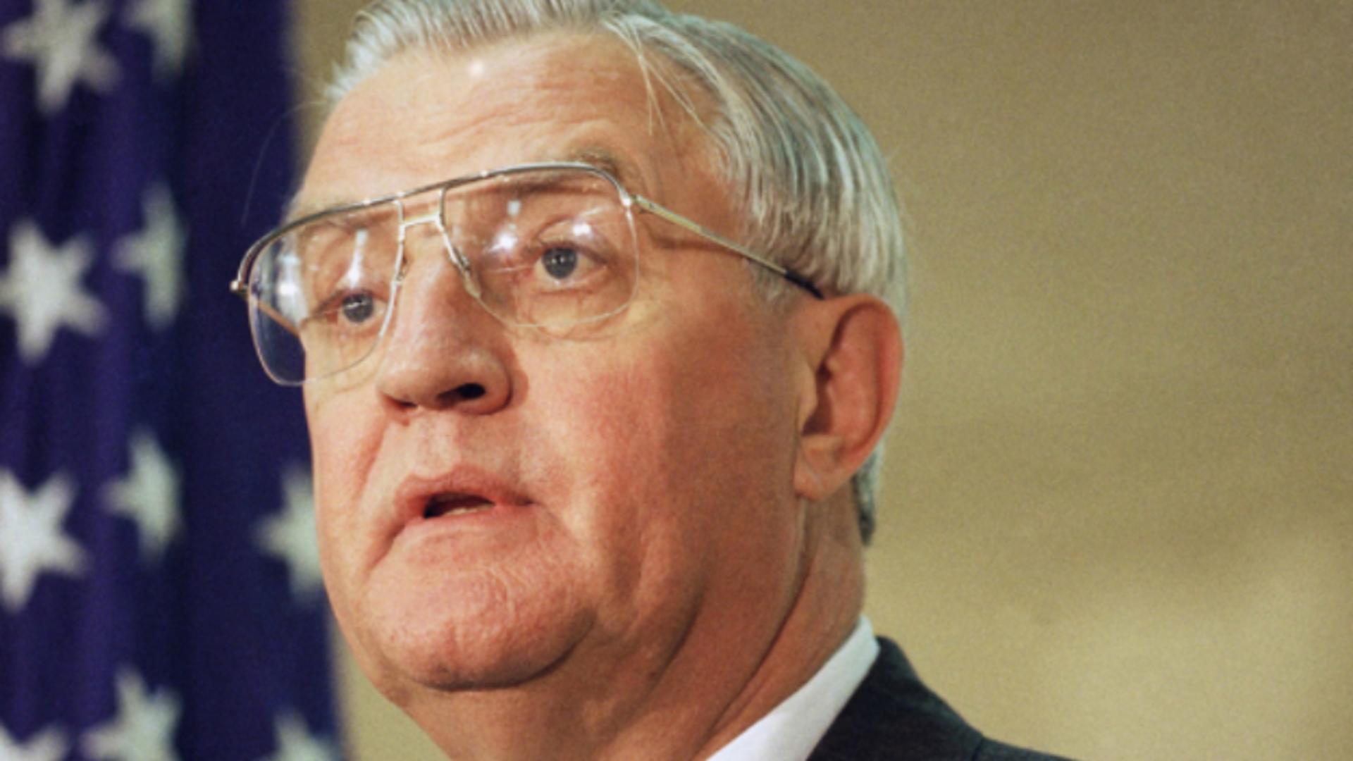 Walter Mondale, fost vicepreședinte SUA