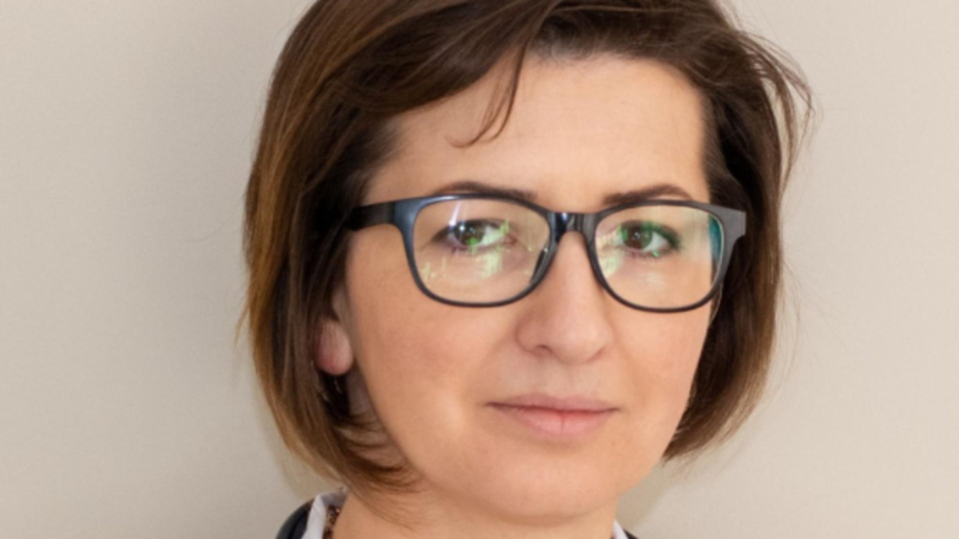 Ioana Mihăilă, secretar de stat în Ministerul Sănătății