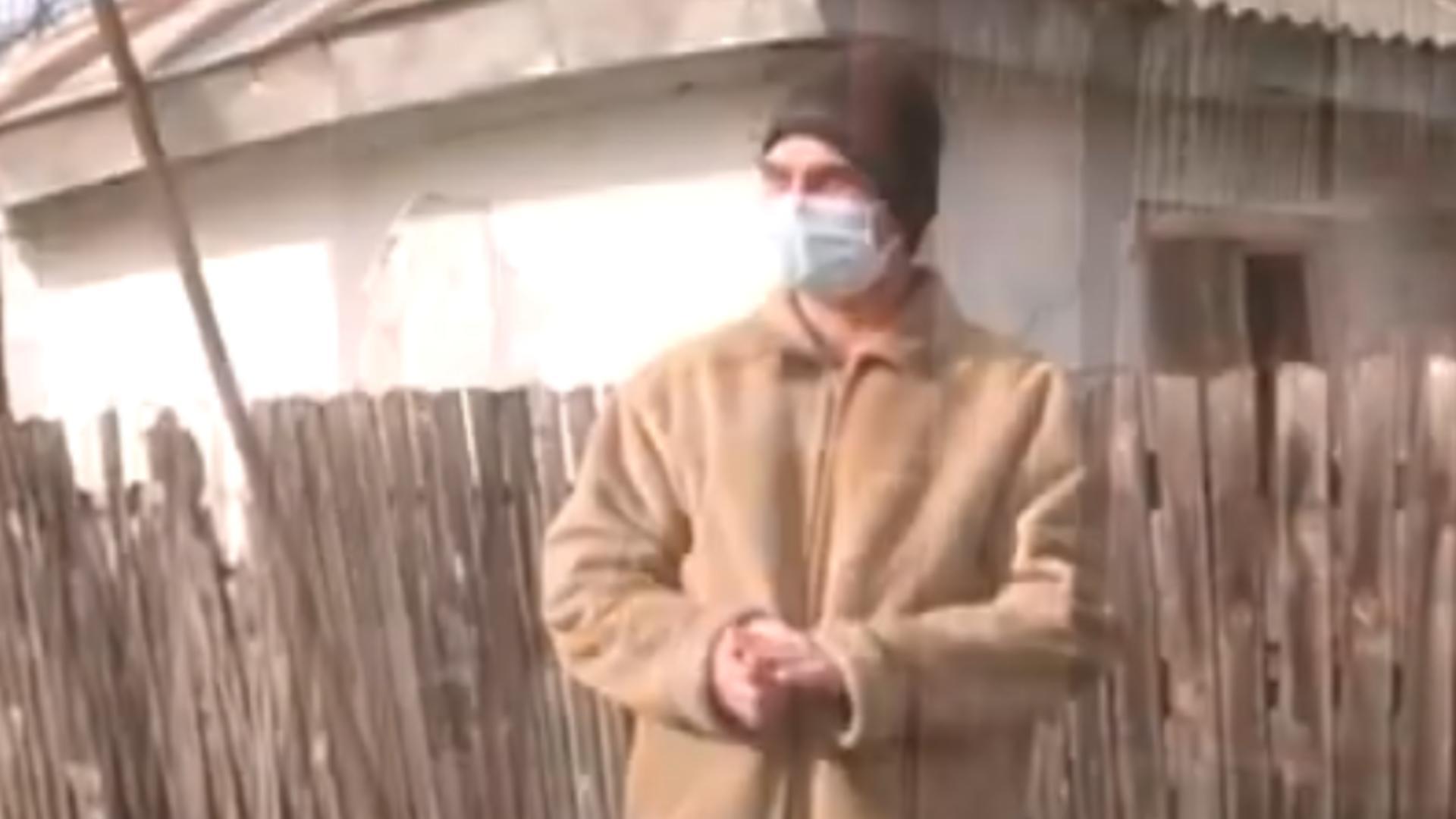 Valentin Sârbu, un bărbat pentru care viața este o luptă pentru supraviețuire