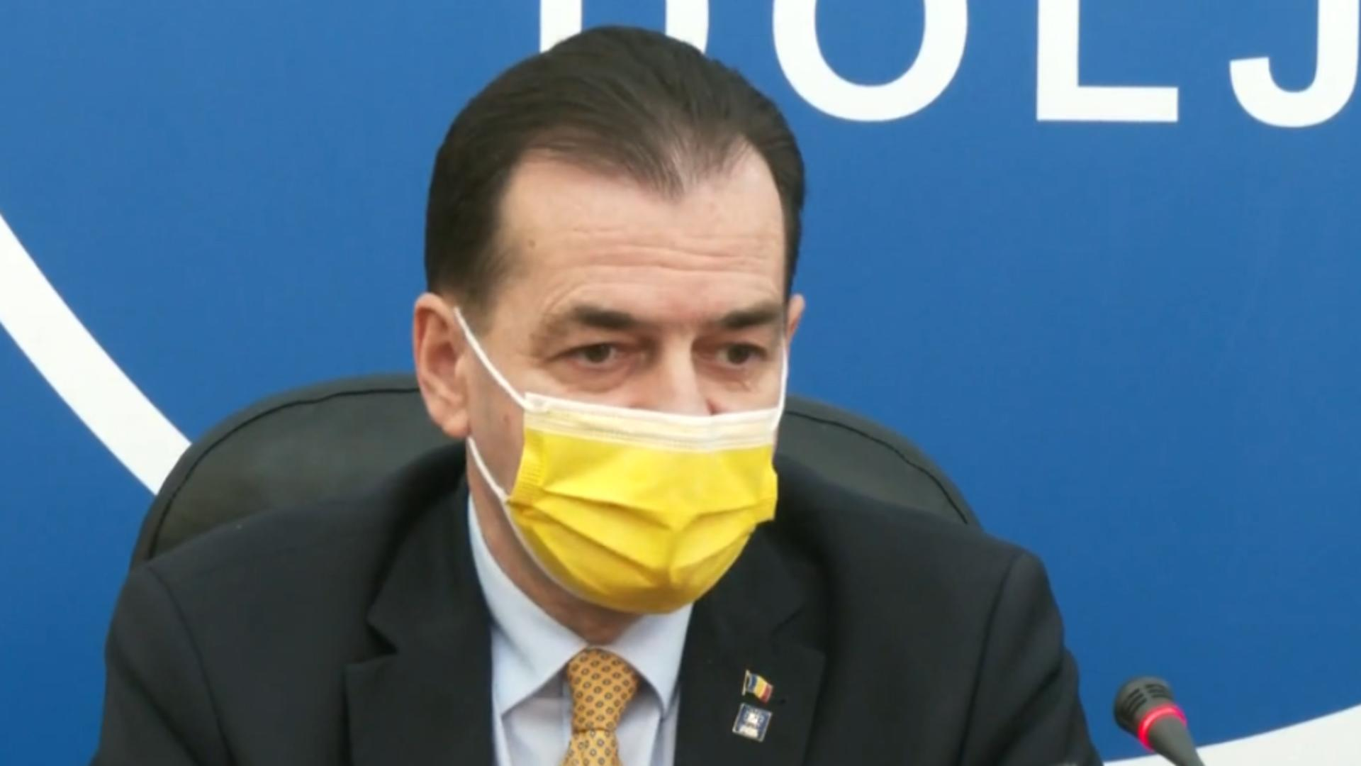 Liderul PNL, Ludovic Orban