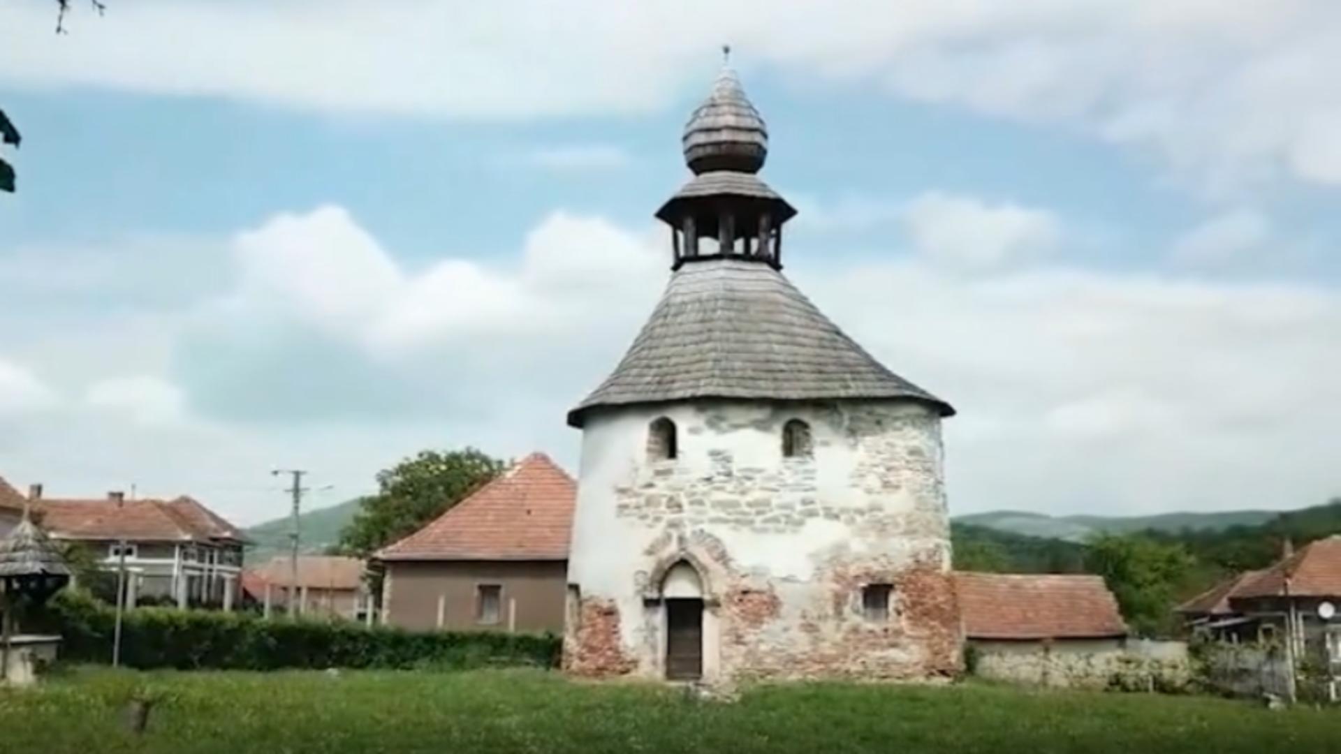 Biserică medievală Hunedoara