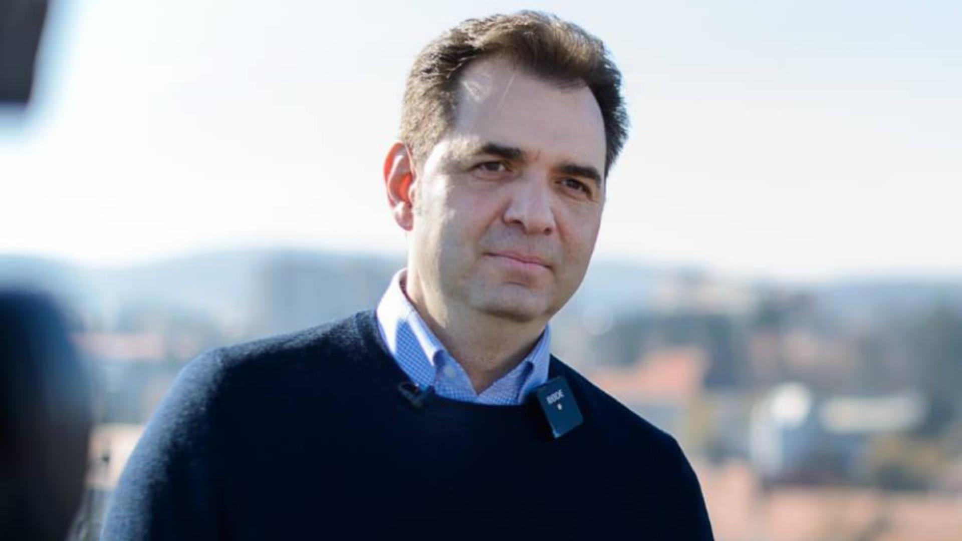 Antal Arpad, primarul din Sf. Gheorghe
