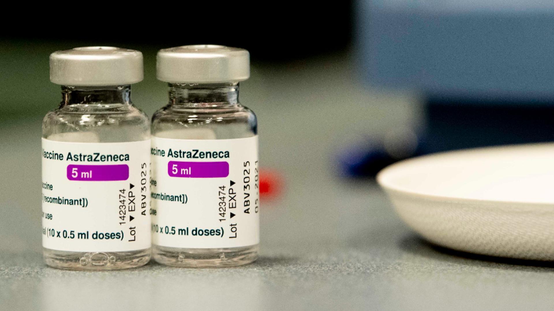 Vaccin AstraZeneca / Foto: Profimedia