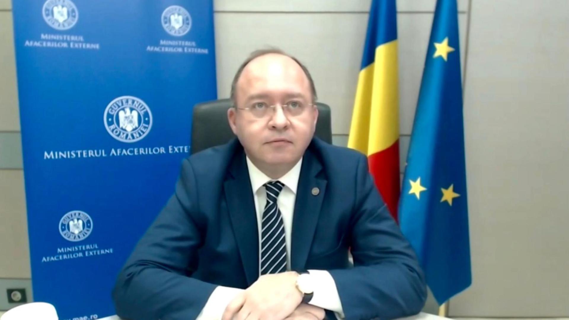 Bogdan Aurescu/foto: cont oficial Twitter