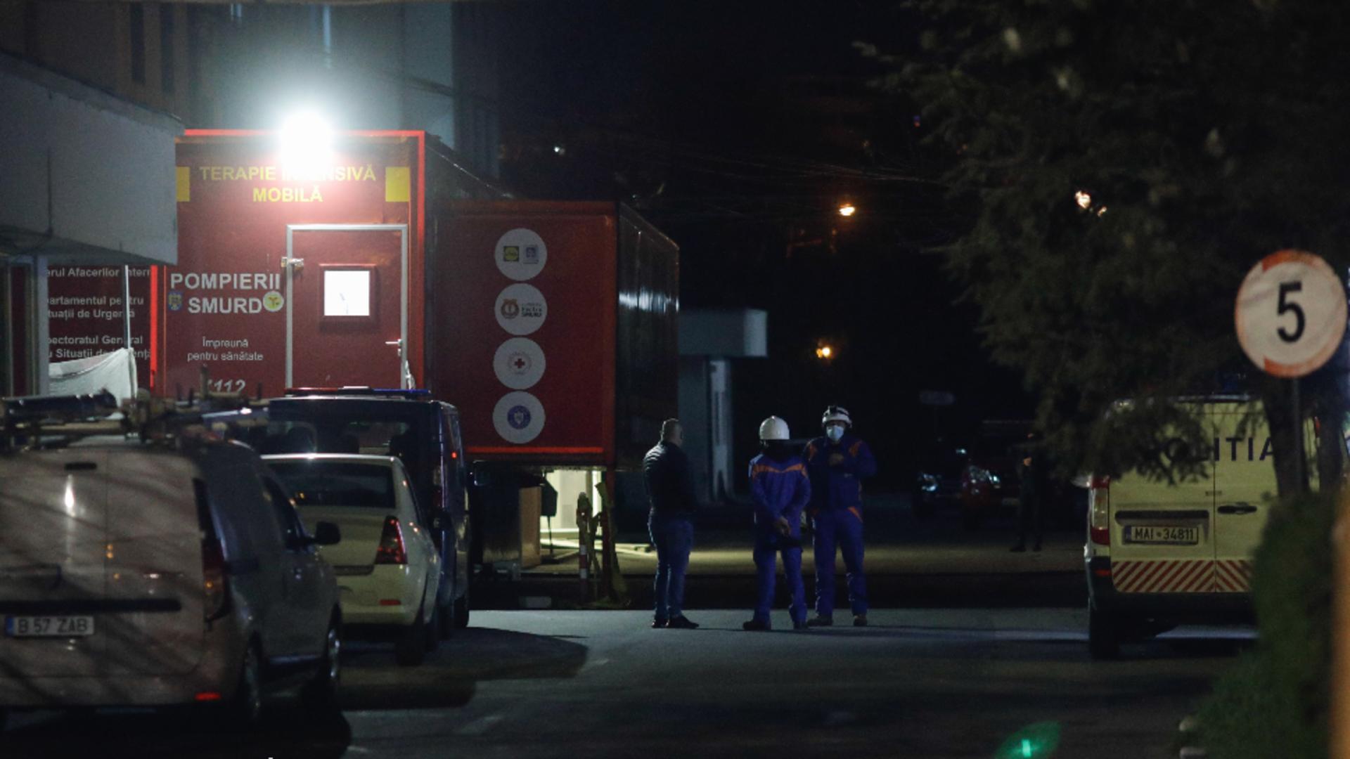 Parchetul Capitalei preia ancheta în cazul deceselor de la Spitalul Victor Babeș. Foto/Inquam