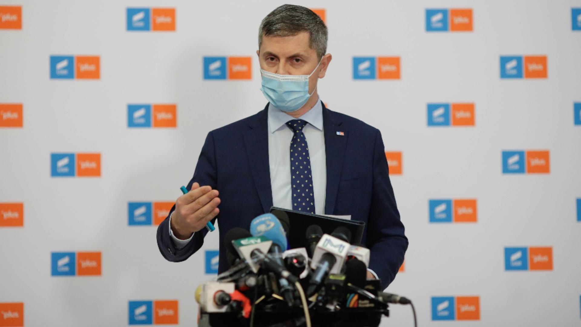 USR PLUS anunță noul ministru al Sănătății