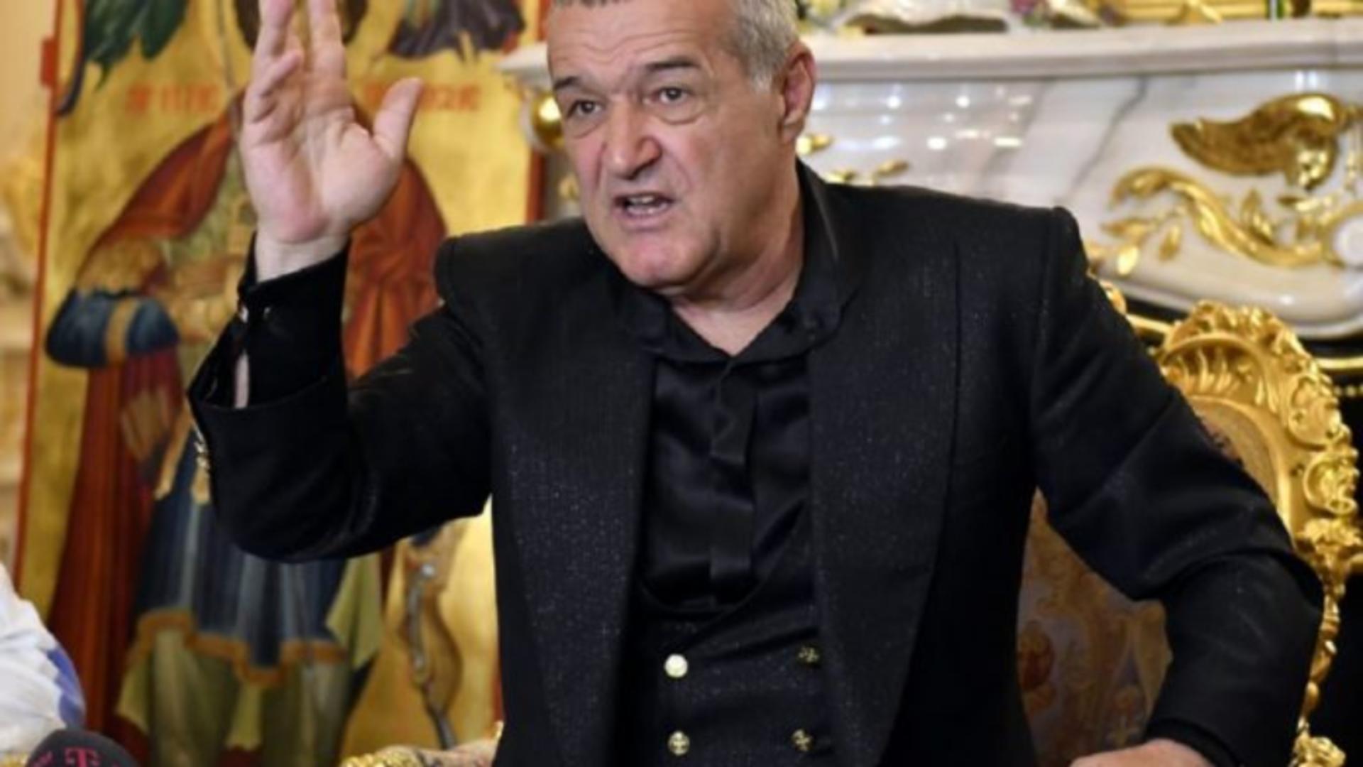 """Gigi Becali, mesaj clar pentru Edi Iordănescu: """"Eu sunt patron și ăsta e ordinul meu!"""""""