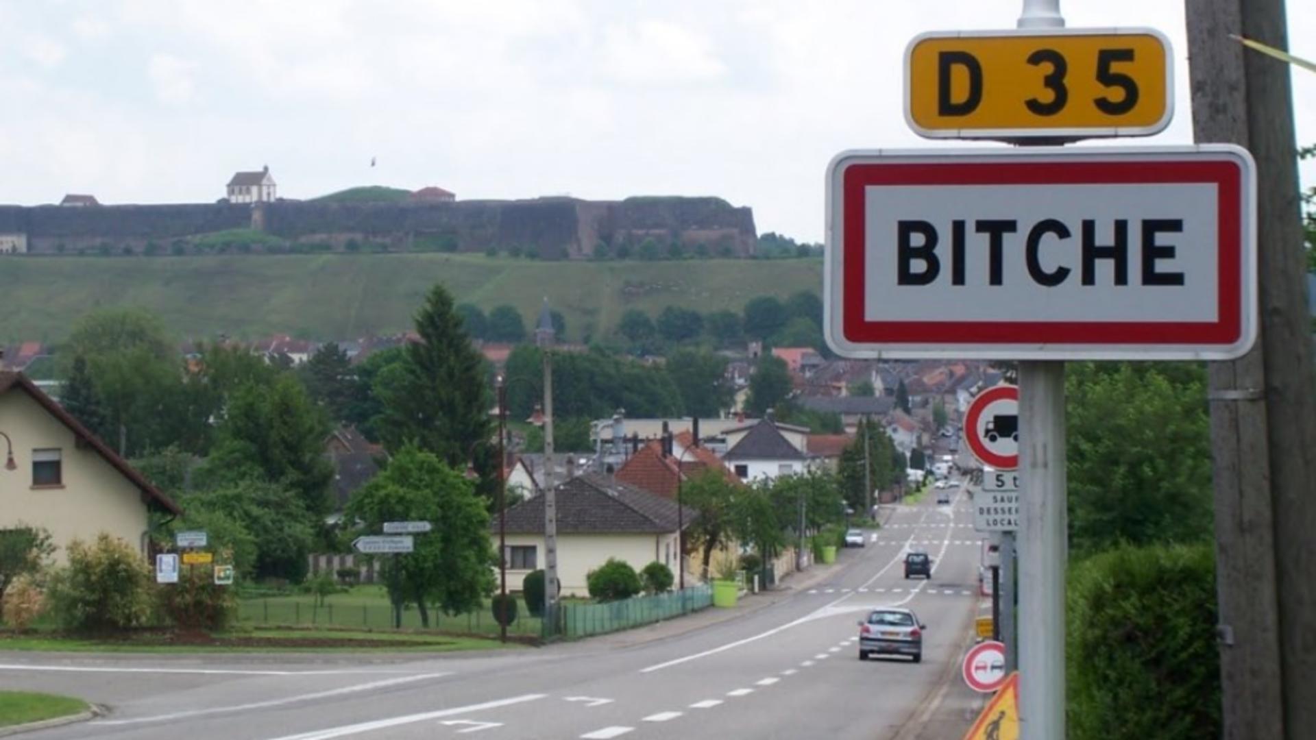 Un oraș francez cu nume de insultă în limba engleza